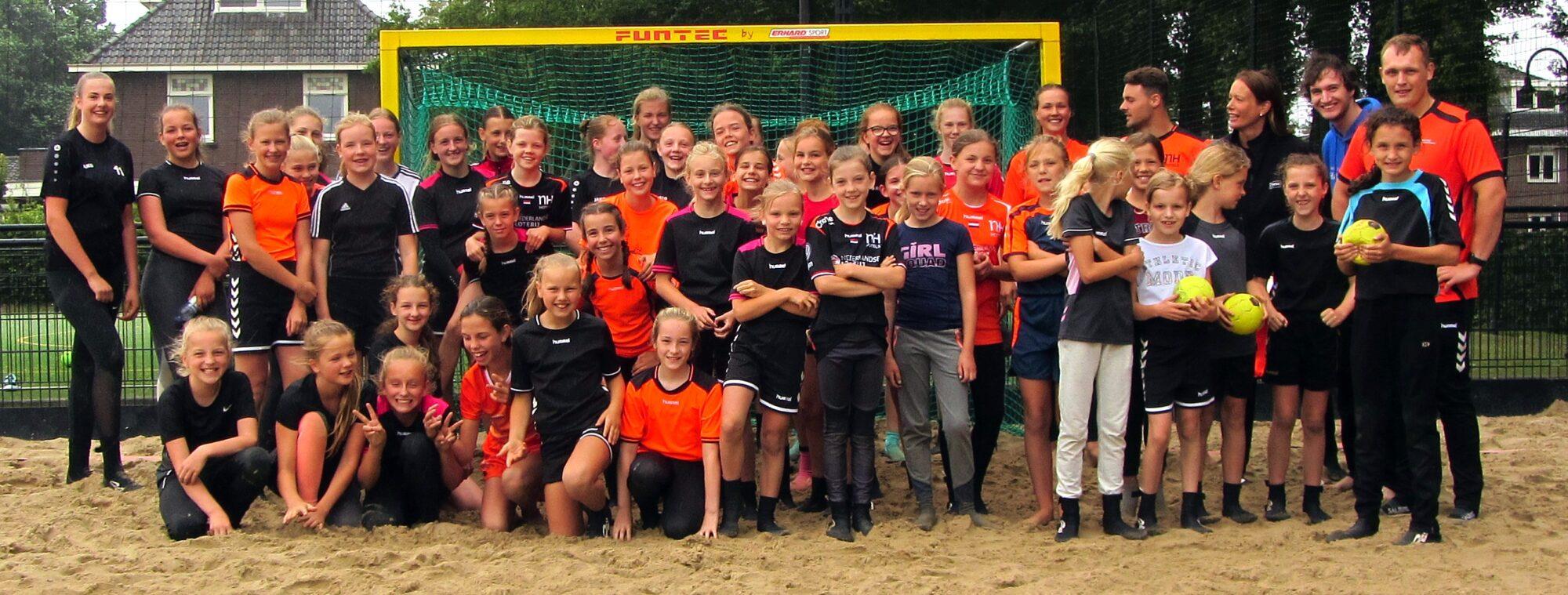 'Veilig handballen belangrijker dan spelen op hoogste niveau'