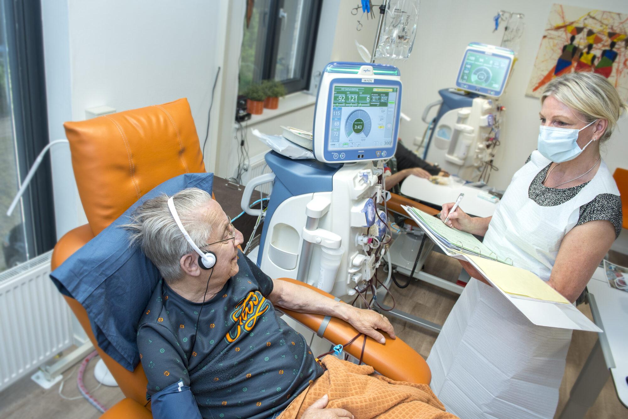 'Gezellig, kleinschalig en dichtbij huis dialyseren'