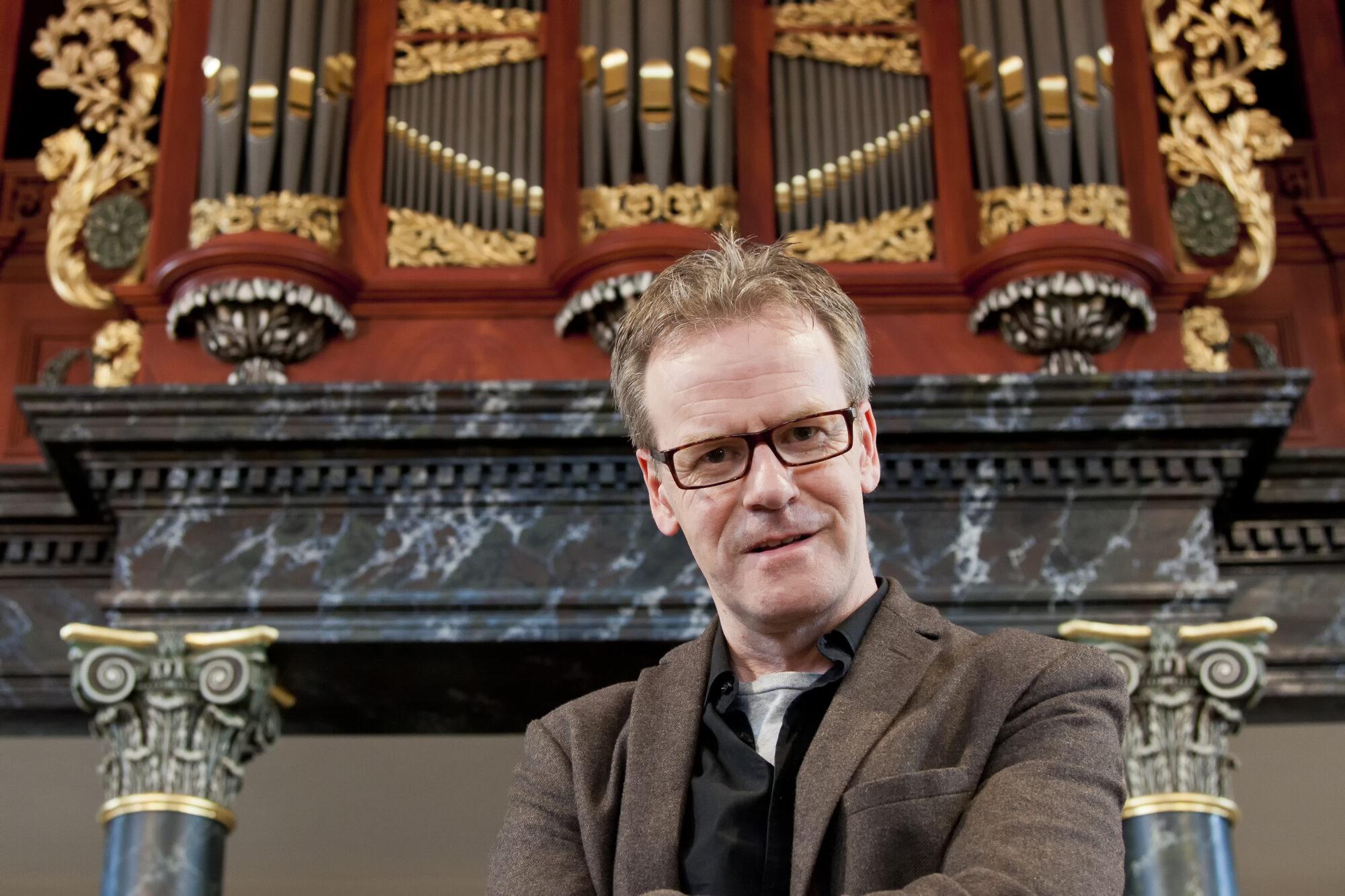 Orgelmuziek met zang in Walburgiskerk