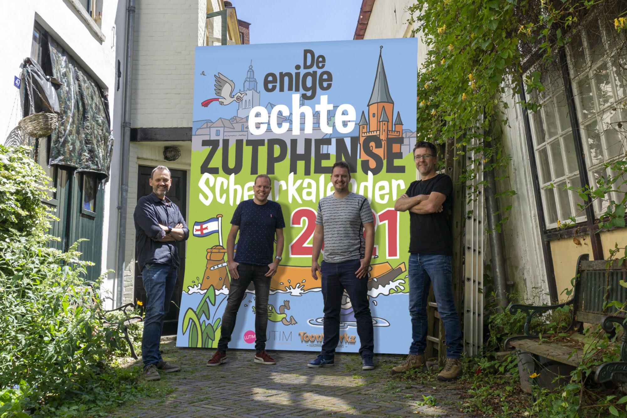 Scheurkalender meteen dé Canon van Zutphen