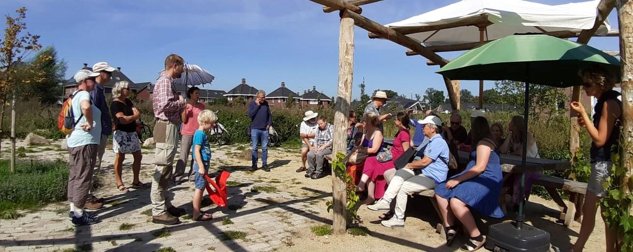 Kennismaken met het voedselbos in Brummen