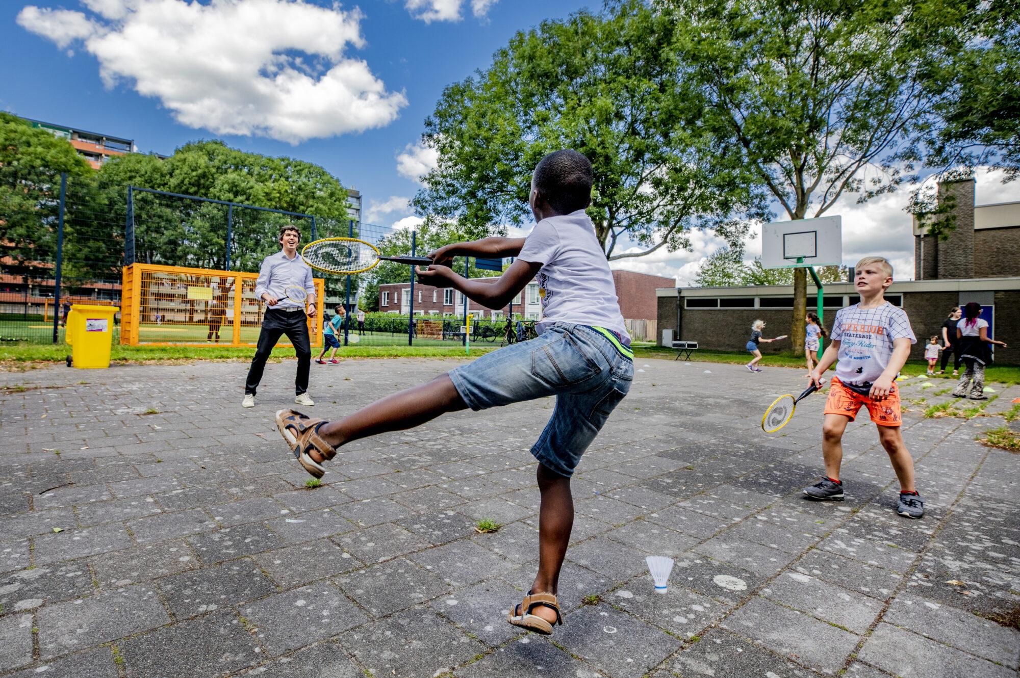 Sportief zomerprogramma voor Apeldoorners officieel van start