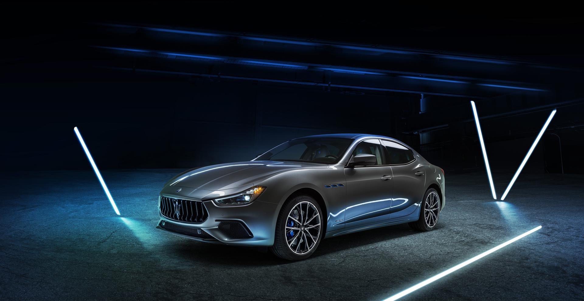 Ghibli Hybrid: de eerste geëlektrificeerde Maserati