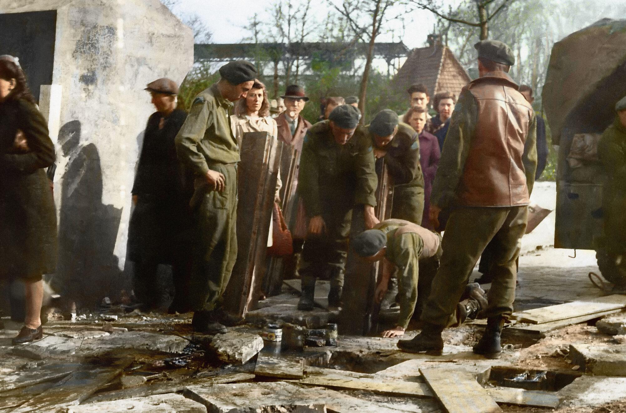 Oog in oog met Deventer in oorlogstijd
