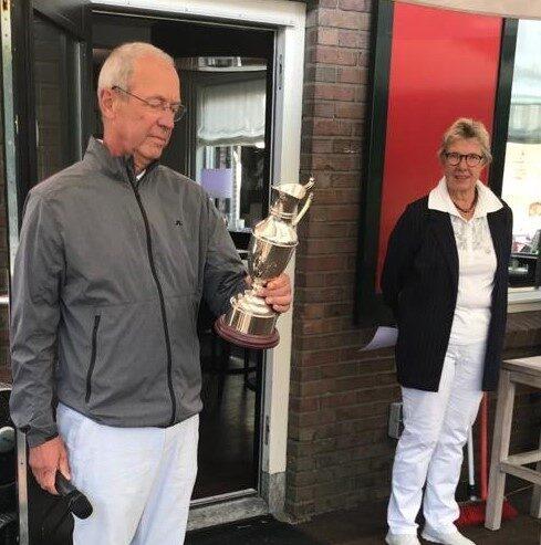 Frans van Weeren wint tweede editie Zutphens Golfkampioenschap