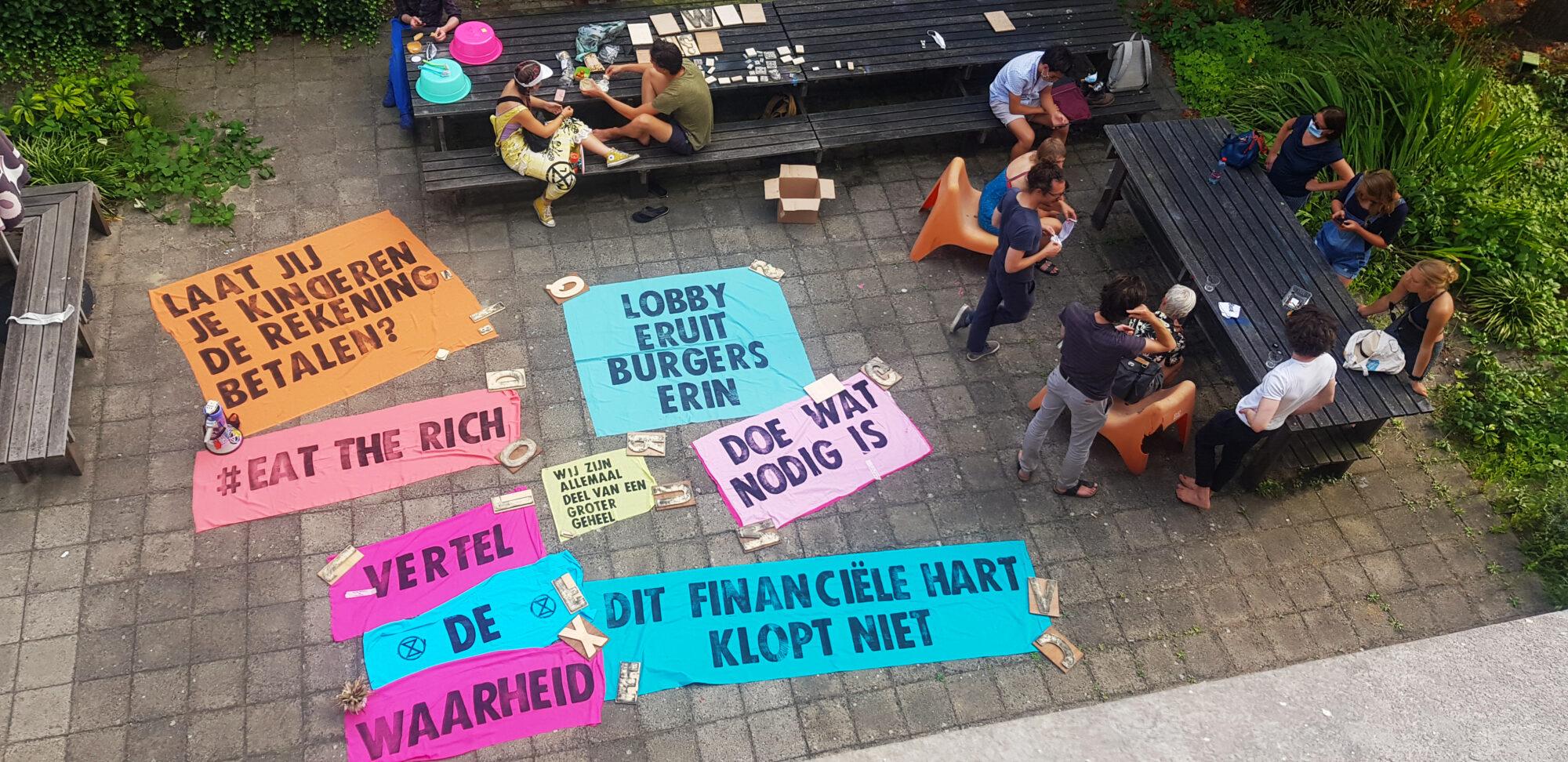 Voorbereidingsdag in Deventer voor landelijke klimaatprotesten