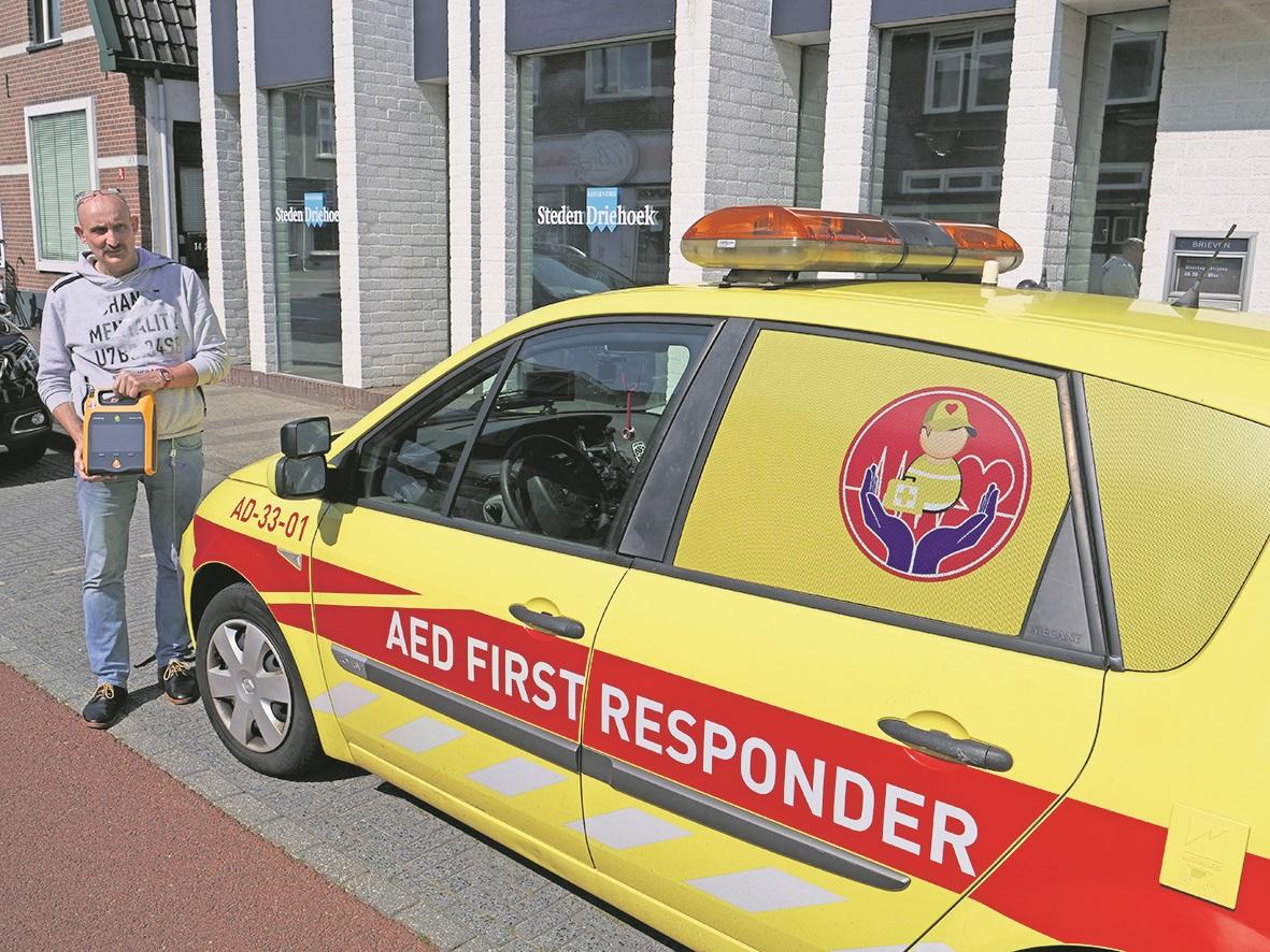 Slecht onderhoud maakt AED's onbetrouwbaar