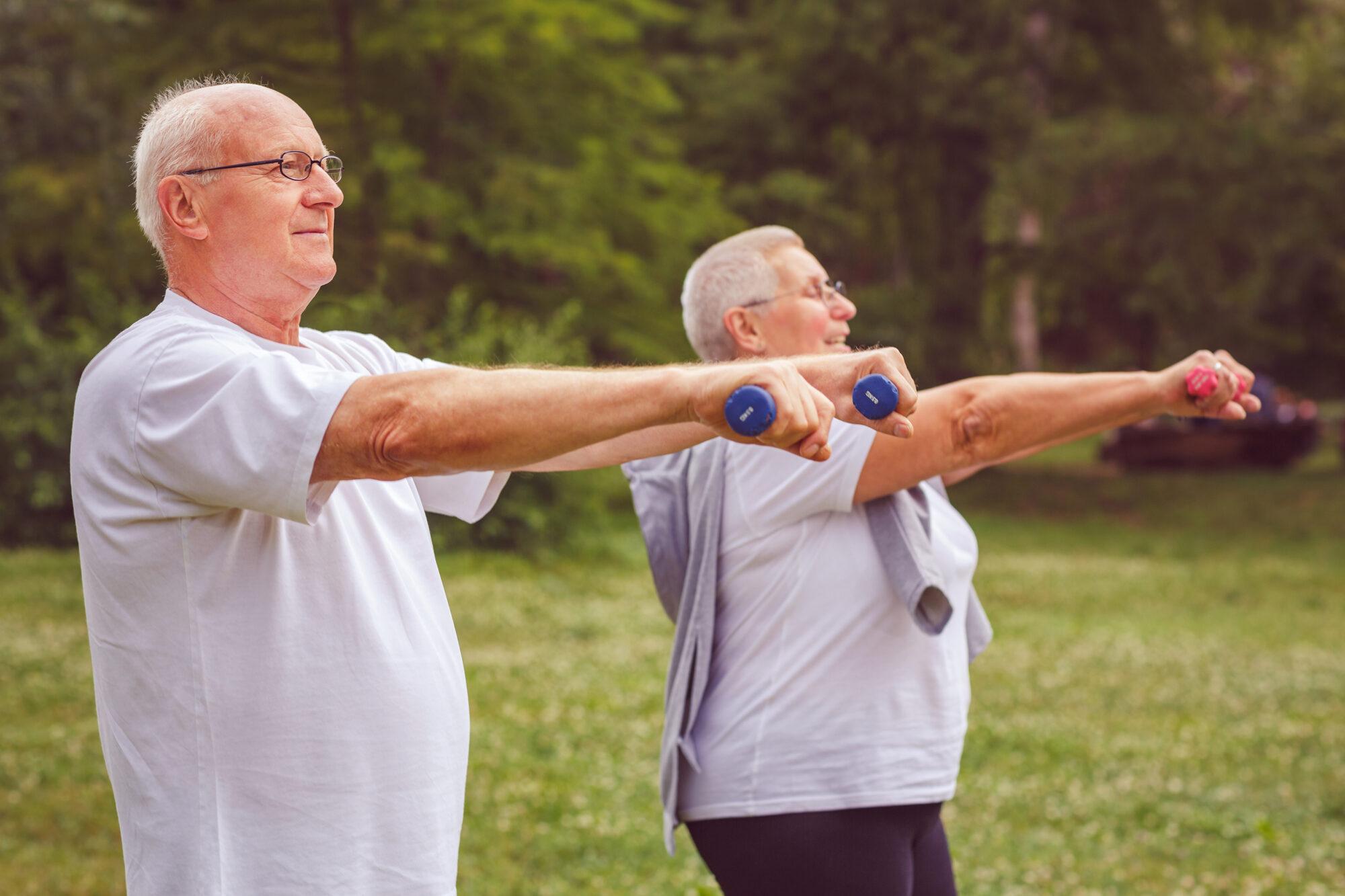 Bewegen voor thuiswonenden met dementie