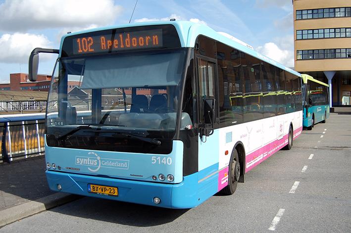 Syntus Gelderland breidt dienstregeling uit