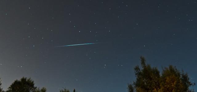 Vallende sterren van de Perseïden vannacht regionaal zichtbaar