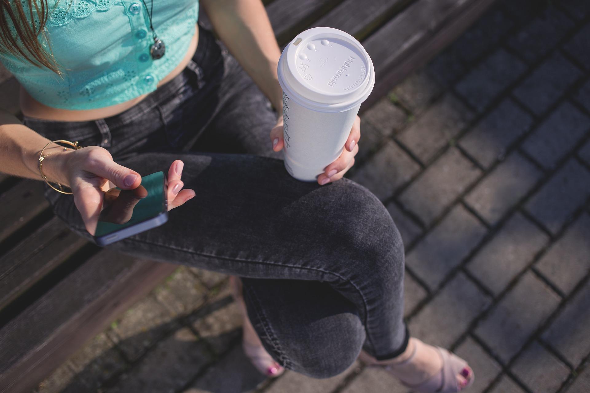 Promotie met koffiebekers wordt steeds populairder in Apeldoorn
