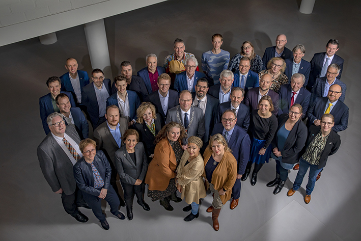 Mag ik u voorstellen: de gemeenteraad van Apeldoorn