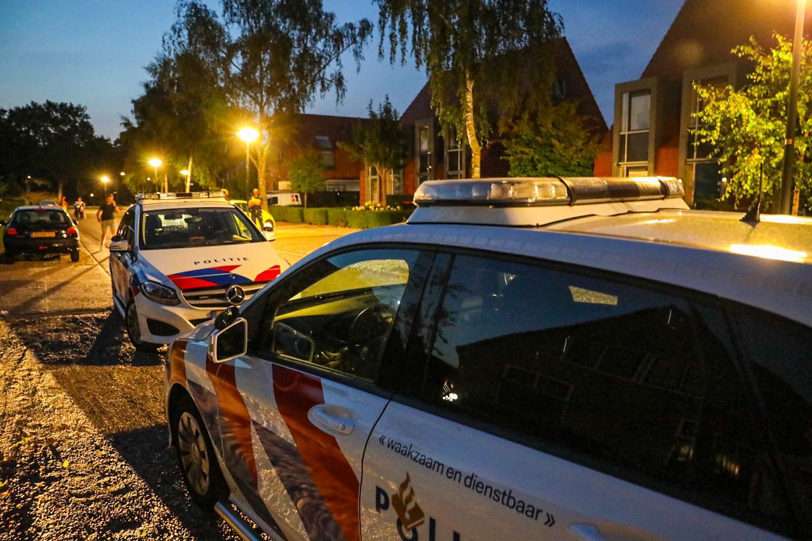 Drukte in Koperweg te Apeldoorn Zuid na melding van conflict in woning