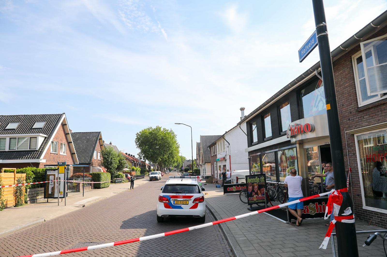 *VIDEO* Steekpartij in Apeldoorn Zuid; één persoon raakt gewond