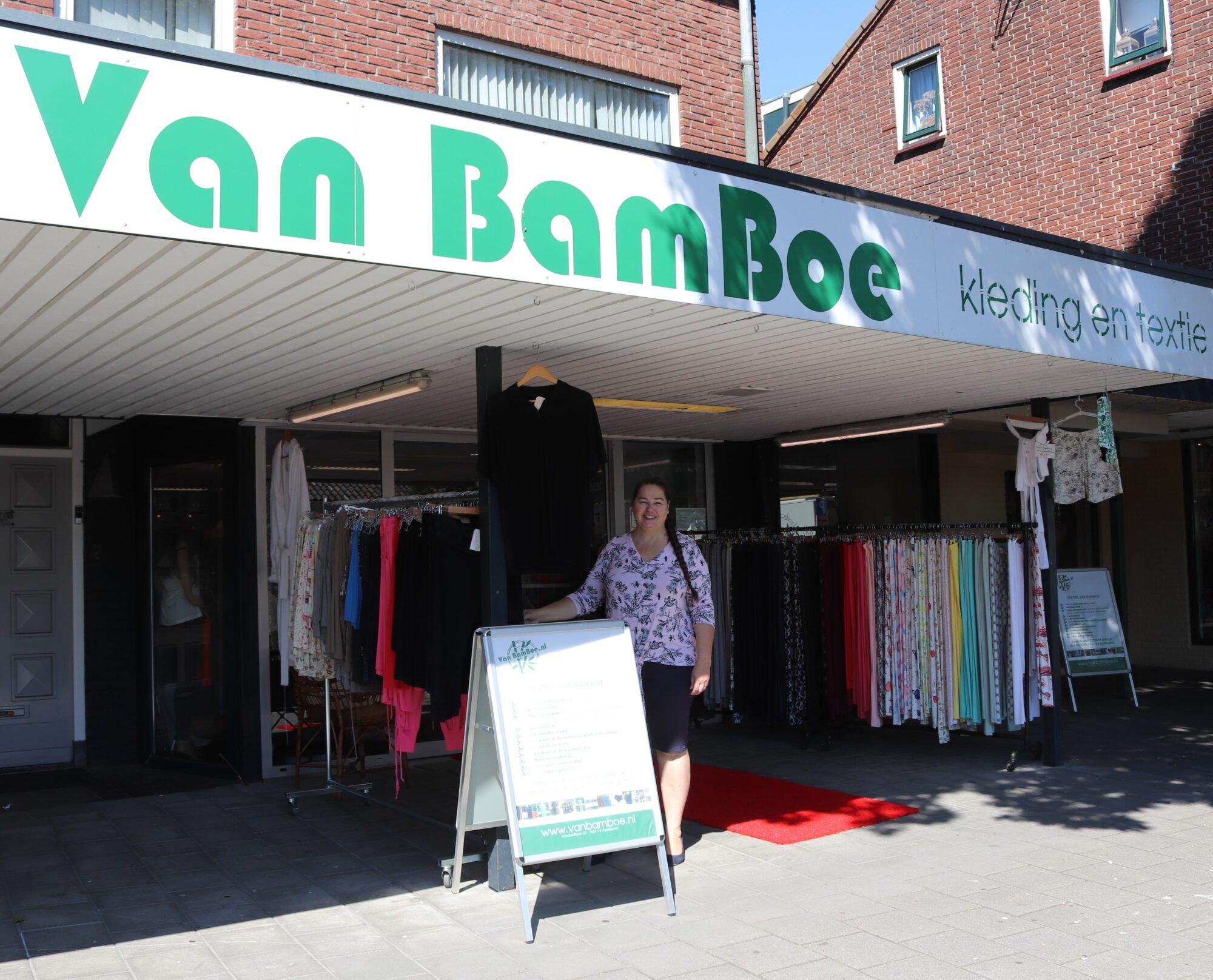 Eigenares Marga Lamers blikt terug op 10 jaar Van Bamboe