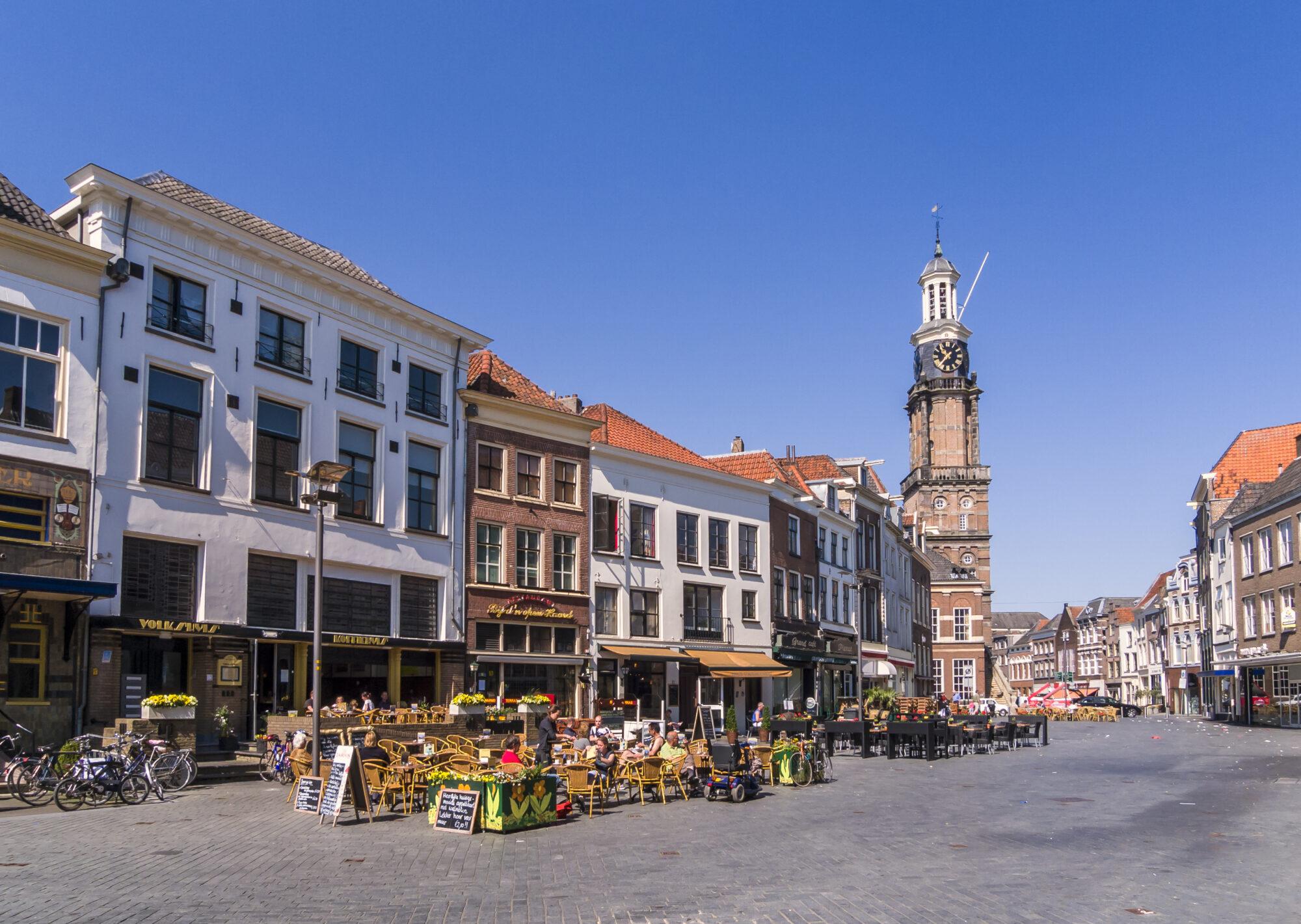 Zomertip: Wijnhuistoren in Zutphen beklimmen