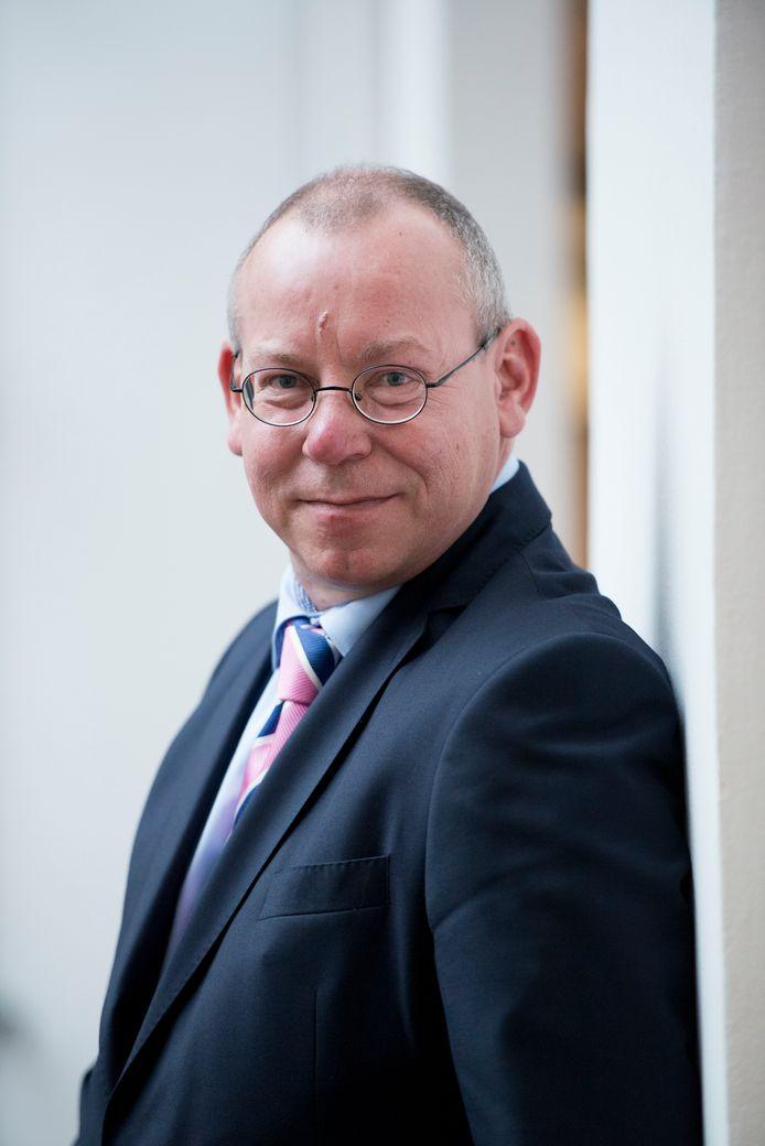 Wethouder Detlev Cziesso: 'Deze begroting momentopname'