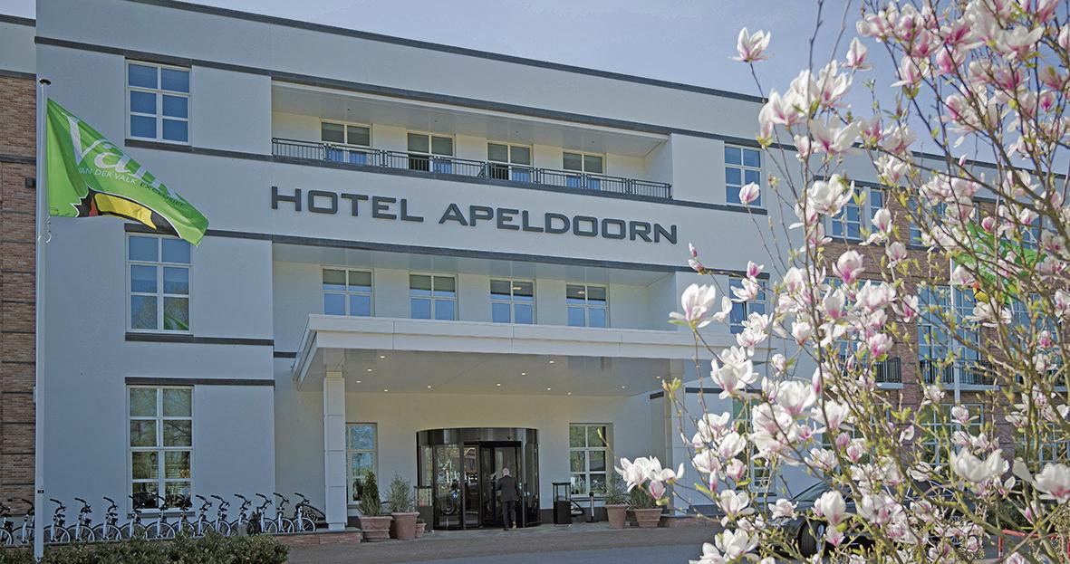 Kom werken bij het mooiste hotel van Apeldoorn