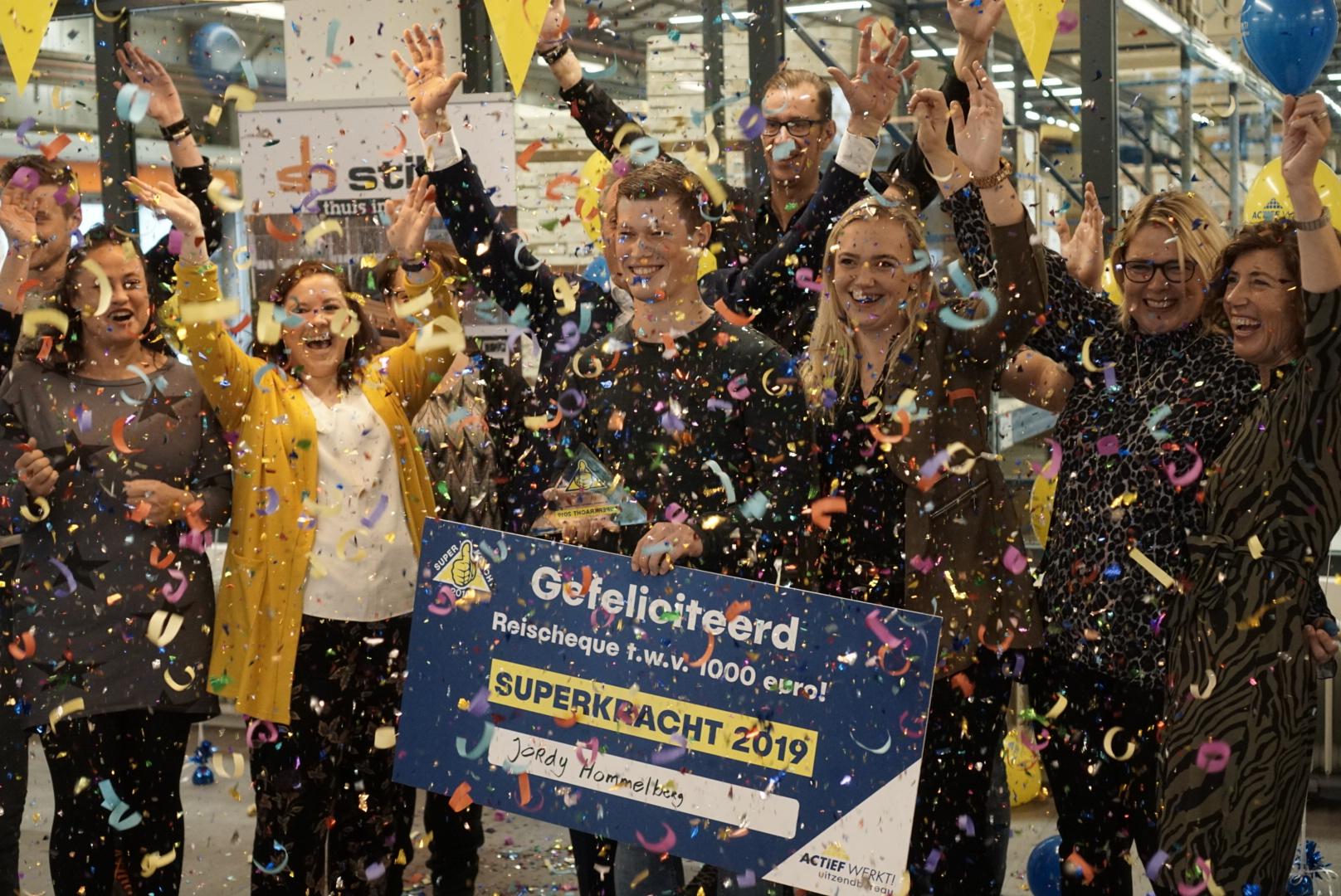 Landelijke Flexkracht verkiezing ook in Apeldoorn van start