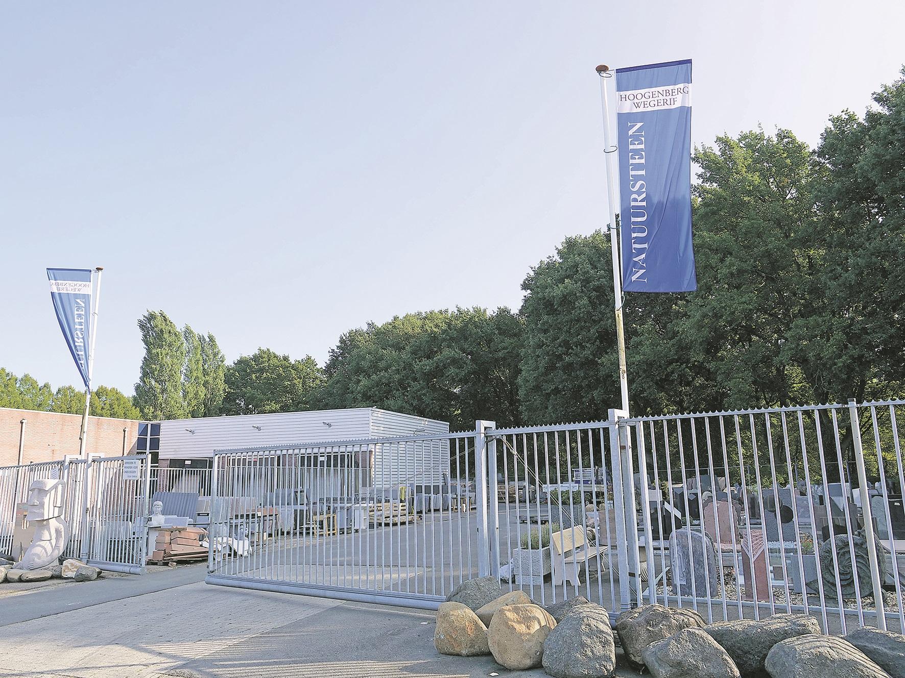 Hoogenberg-Wegerif natuursteen: 'Na 123 jaar was het hoog tijd om op te ruimen'
