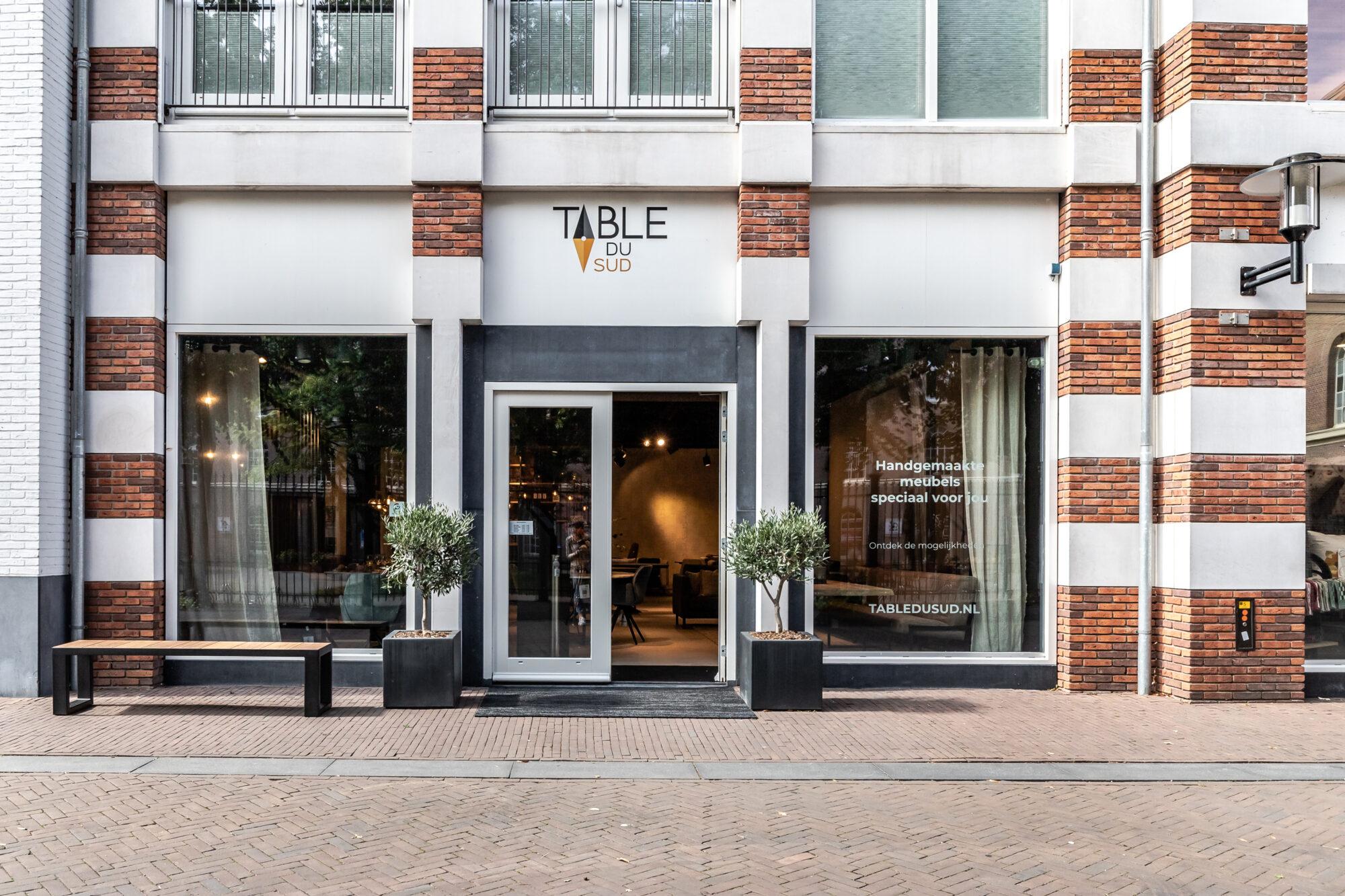 Table du Sud opent nieuwe showroom in Deventer