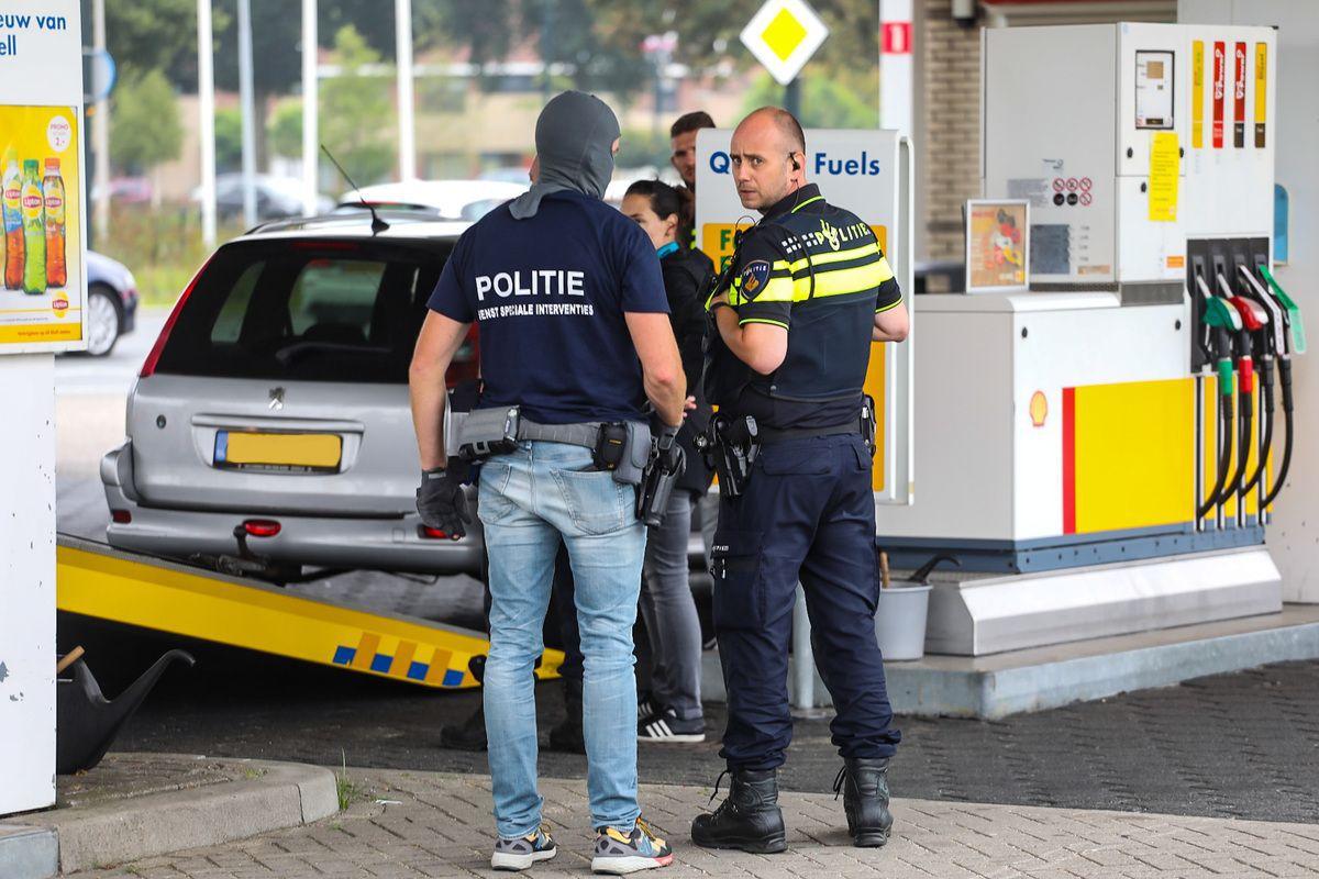 Arrestatieteam houdt man aan in Apeldoorn