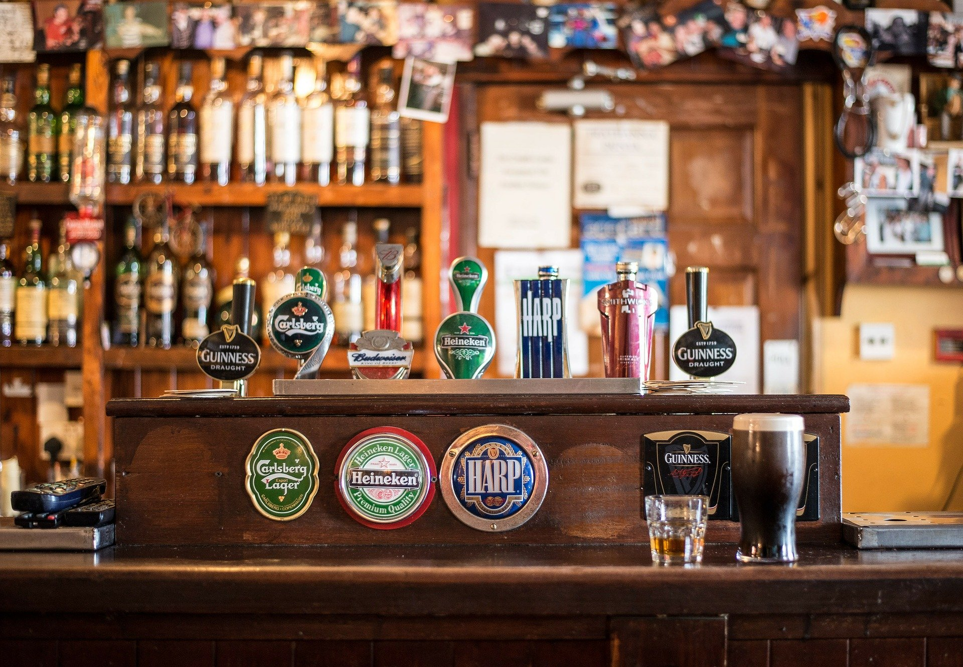 """Bierverkoop in de horeca nog lang niet richting """"normaal"""""""