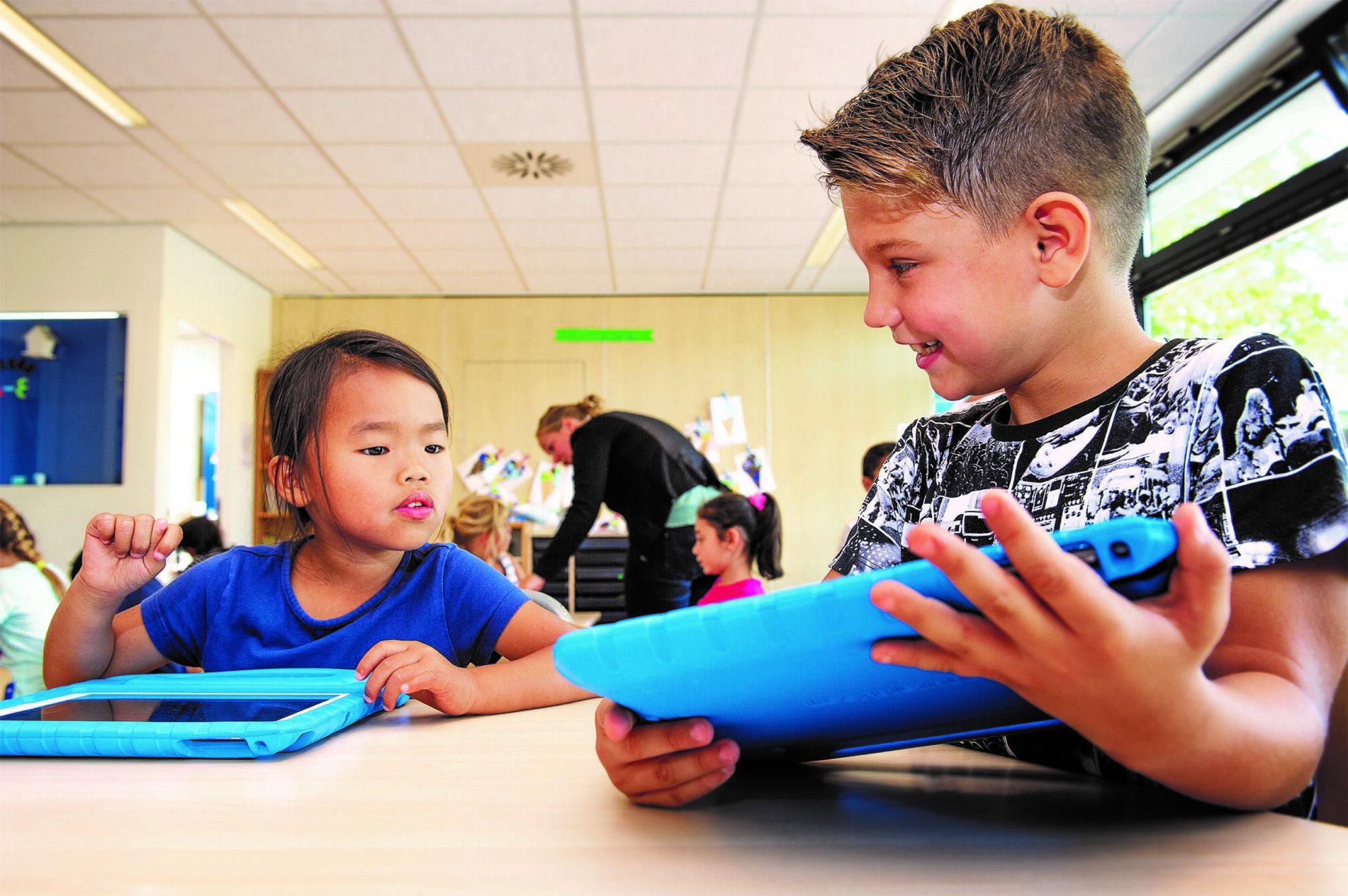Basisschool De Bundel start Integraal Kind Centrum met kinderopvang Bloom