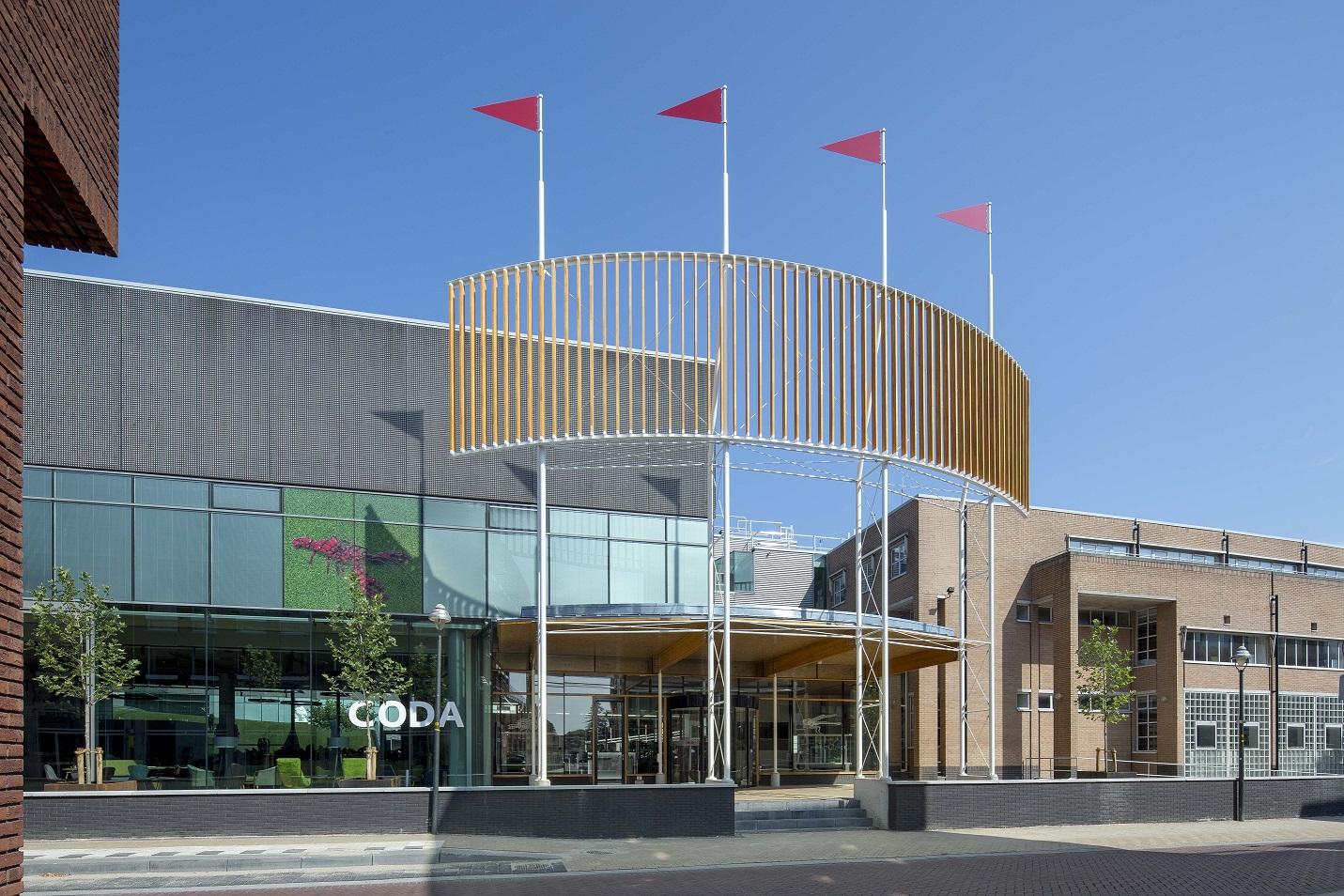Beleef Open Monumentendagen bij CODA en Herinneringscentrum Apeldoornsche Bosch
