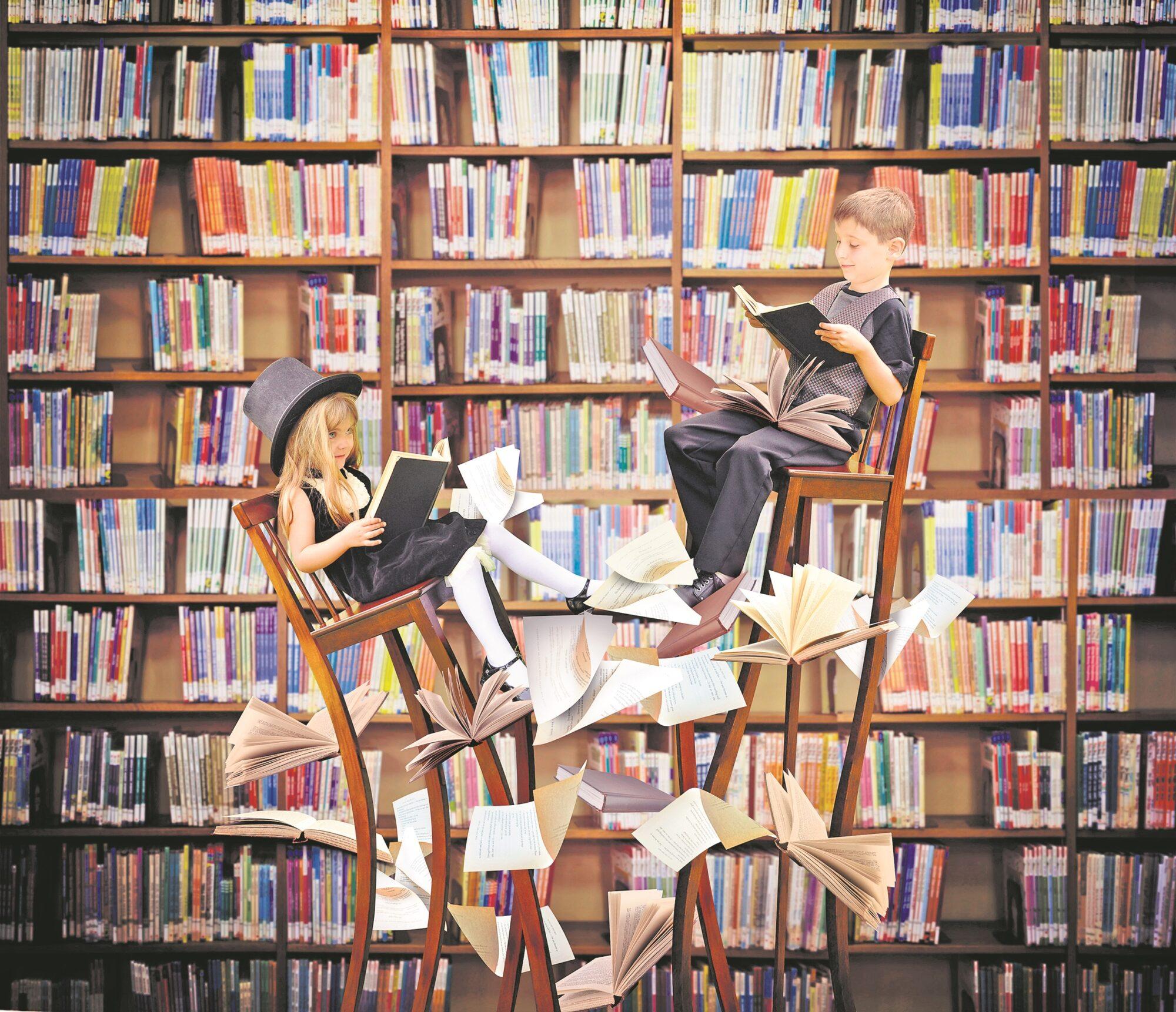 Kinderboekenweek: activiteiten in de Stedendriehoek