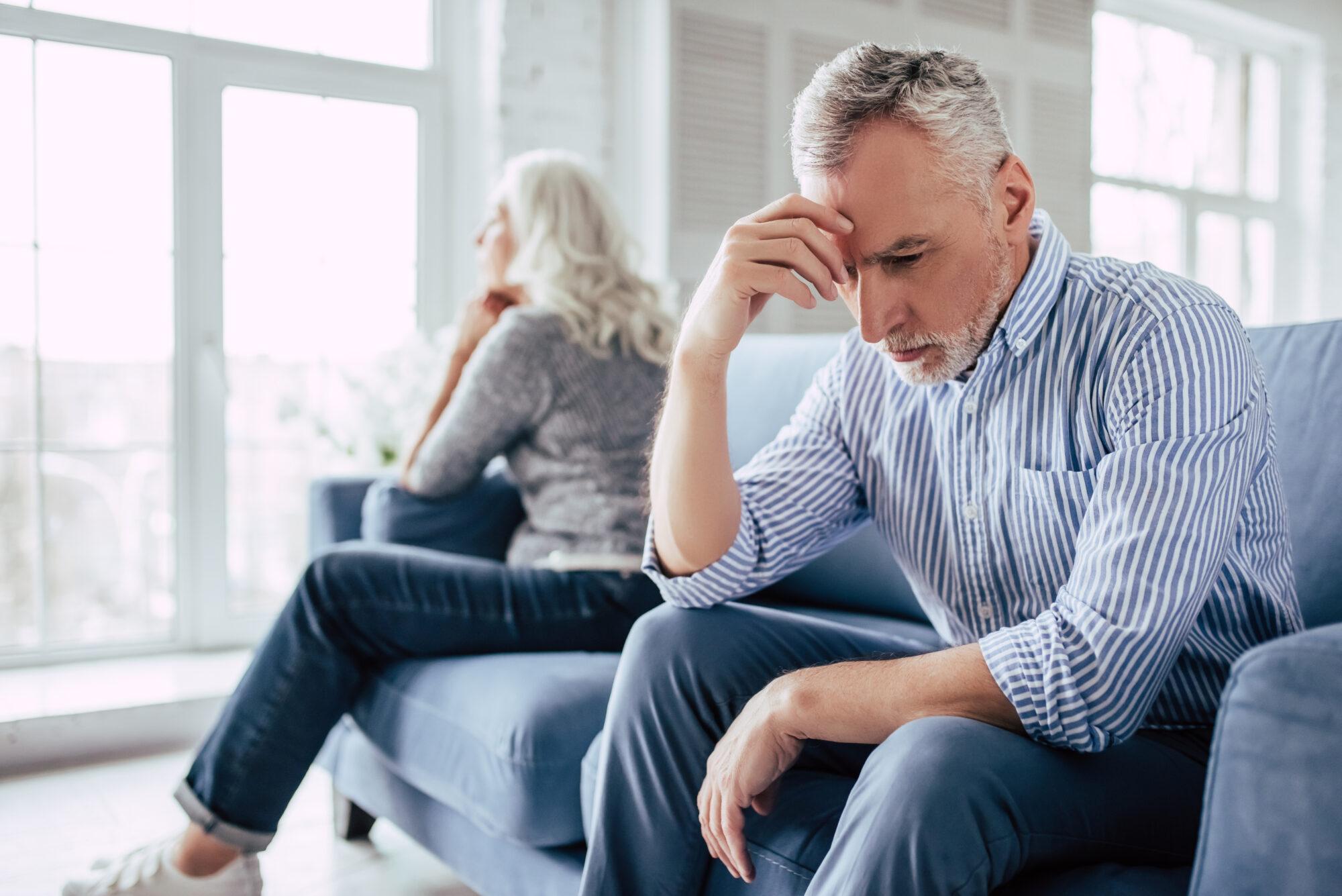 Woonruimte voor ouders in een scheidingssituatie