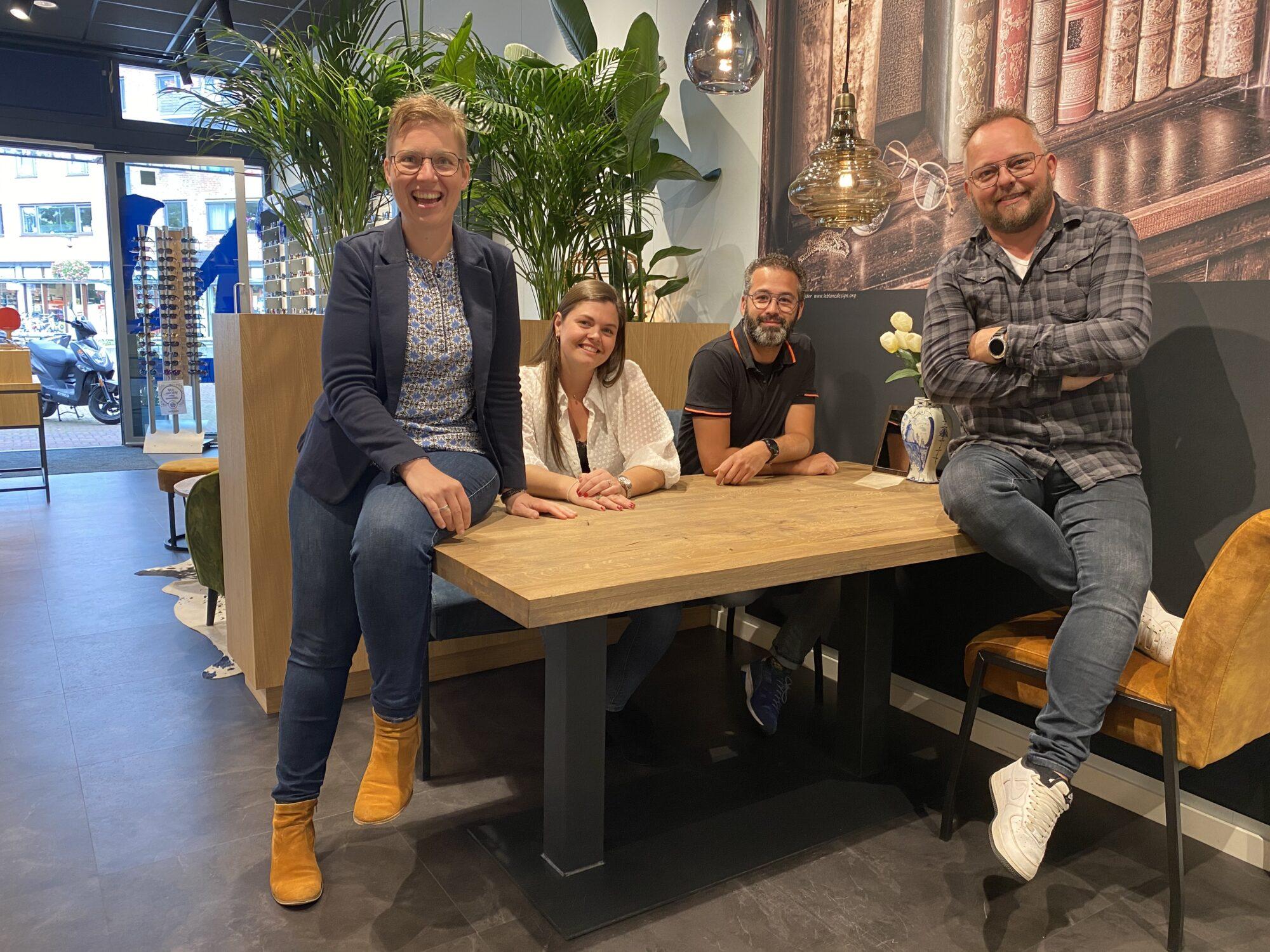 Van Wamelen Optiek: 'Oog voor klant en detail essentieel in ons gezellige team'