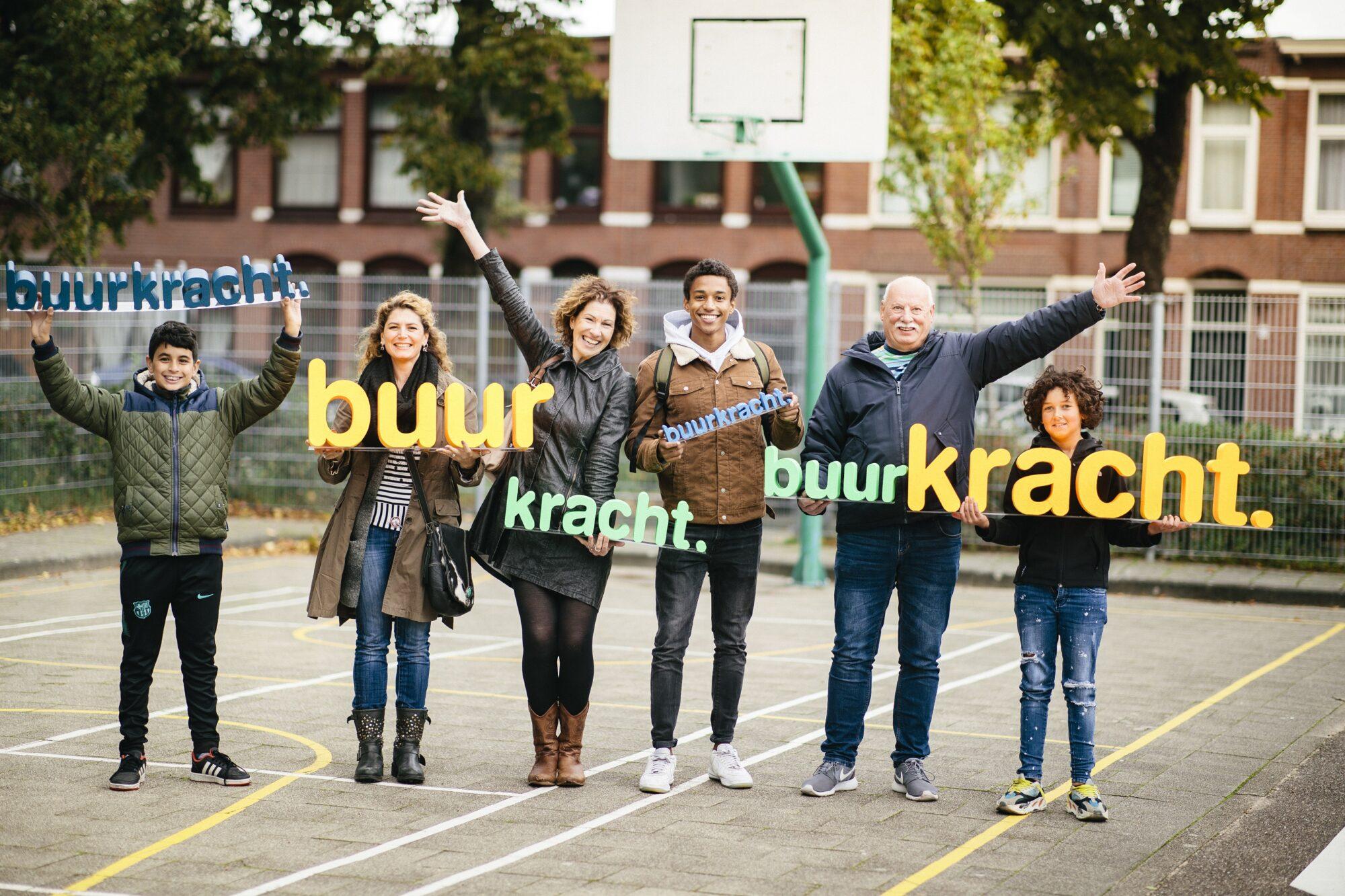 Stichting Buurkracht: 'Regel iets leuks voor in je buurt'