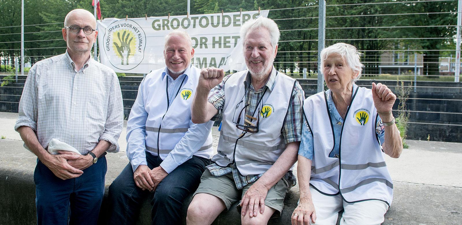 'Grootouders maken zich zorgen om de toekomst van hun kleinkinderen'