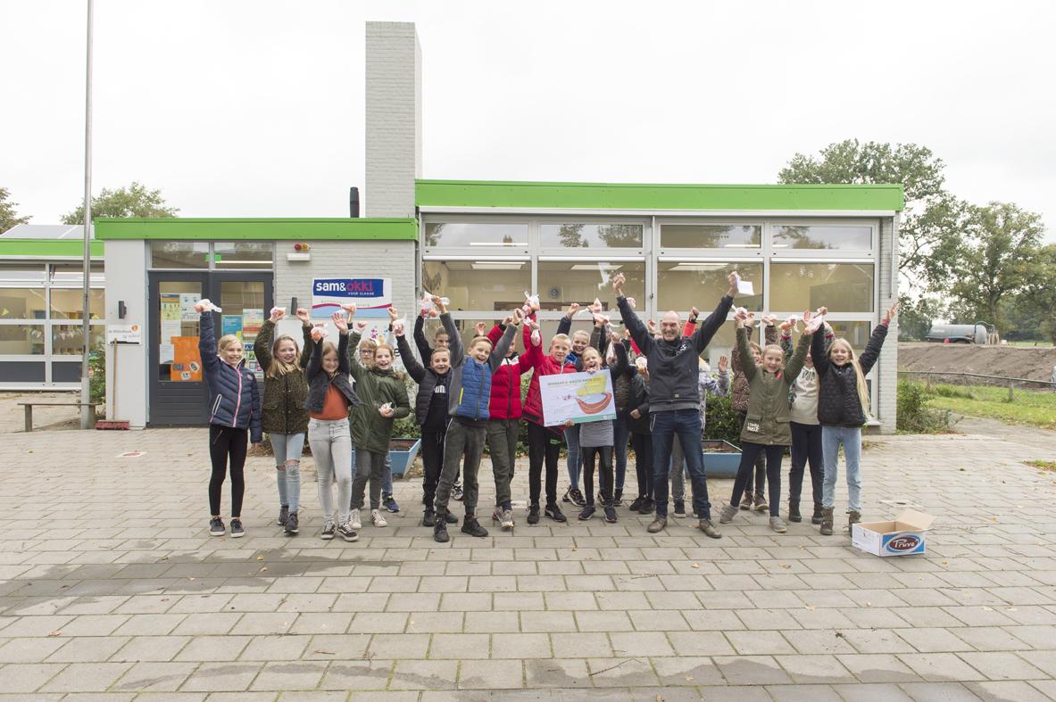 Wereldwijzer wint de E-waste Race Deventer 2020