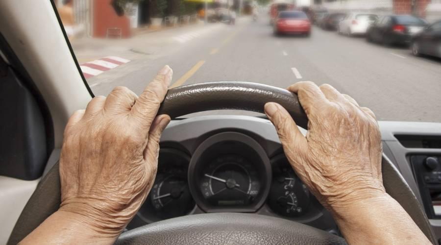 Senioren frissen verkeerskennis op