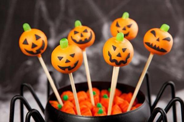Recept   Griezelige maar ook leuke borrelhapjes voor Halloween