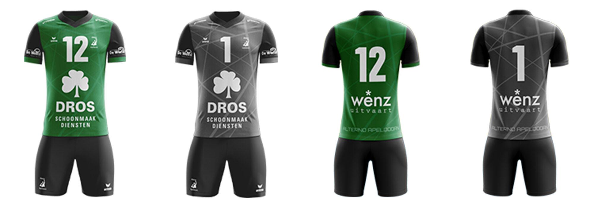 Nieuwe kledinglijn voor DROS Alterno