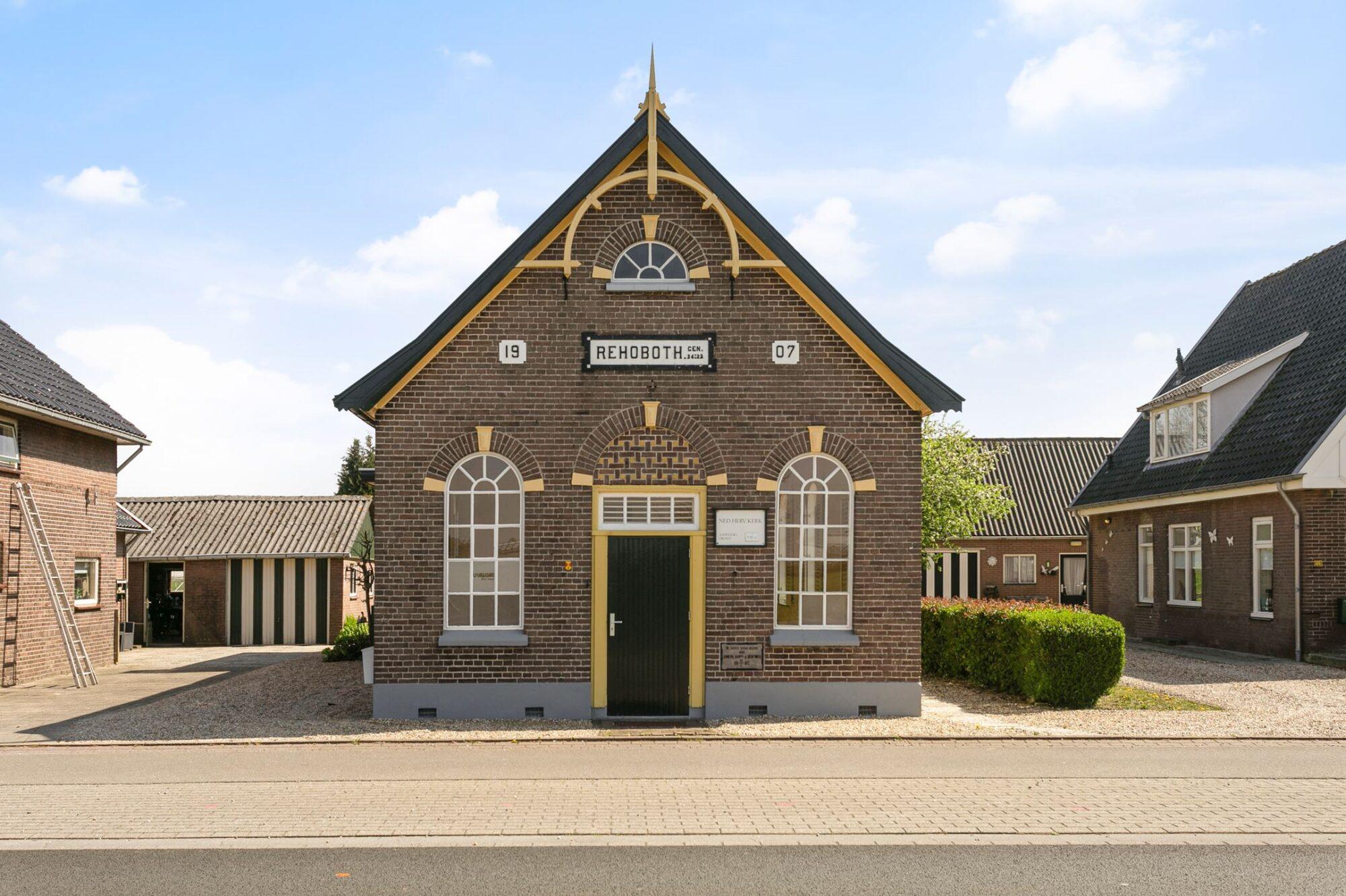 Nieuwe bestemming voor monumentaal kerkje in Teuge