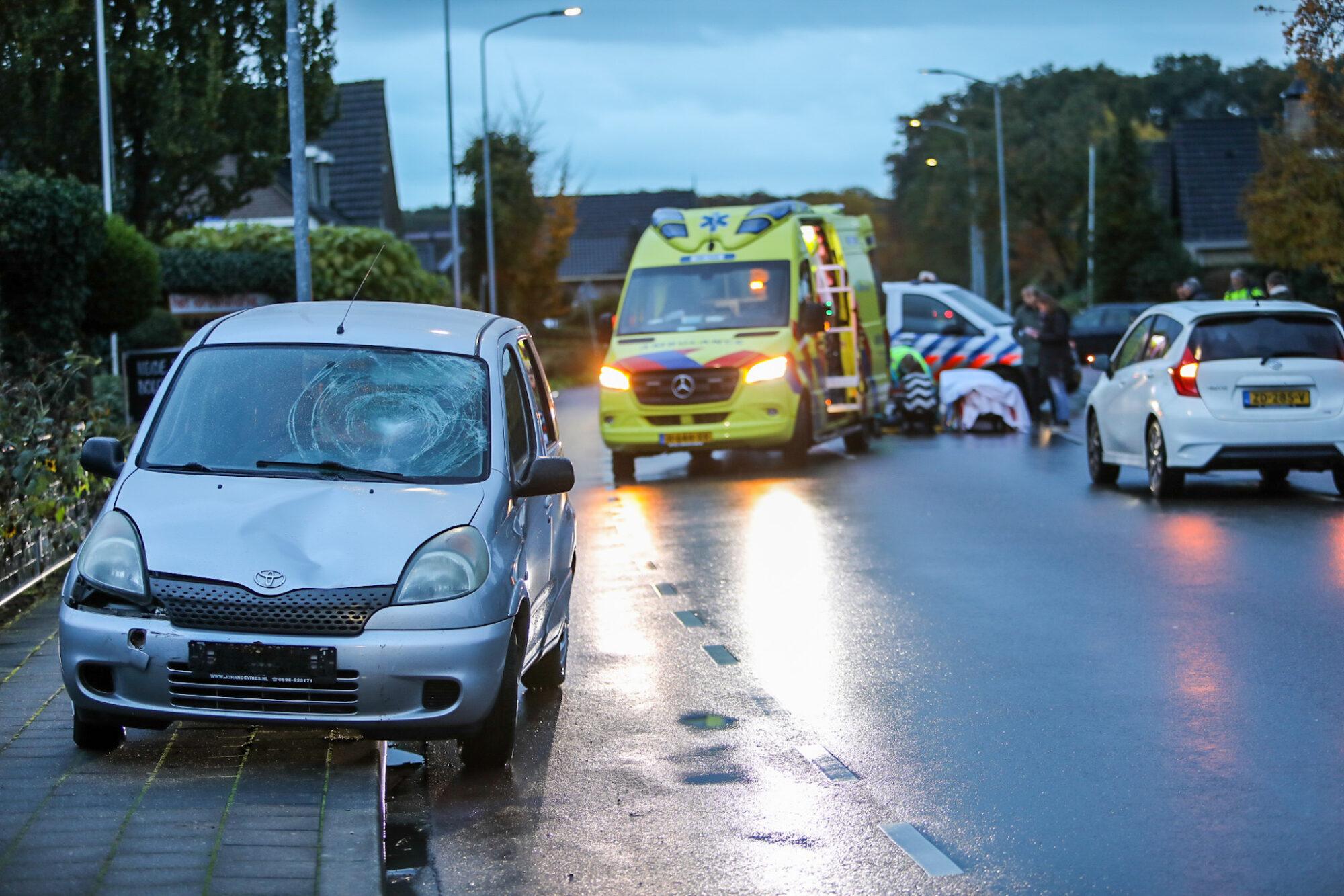 Kind gewond bij aanrijding op Domineestraat in Twello.