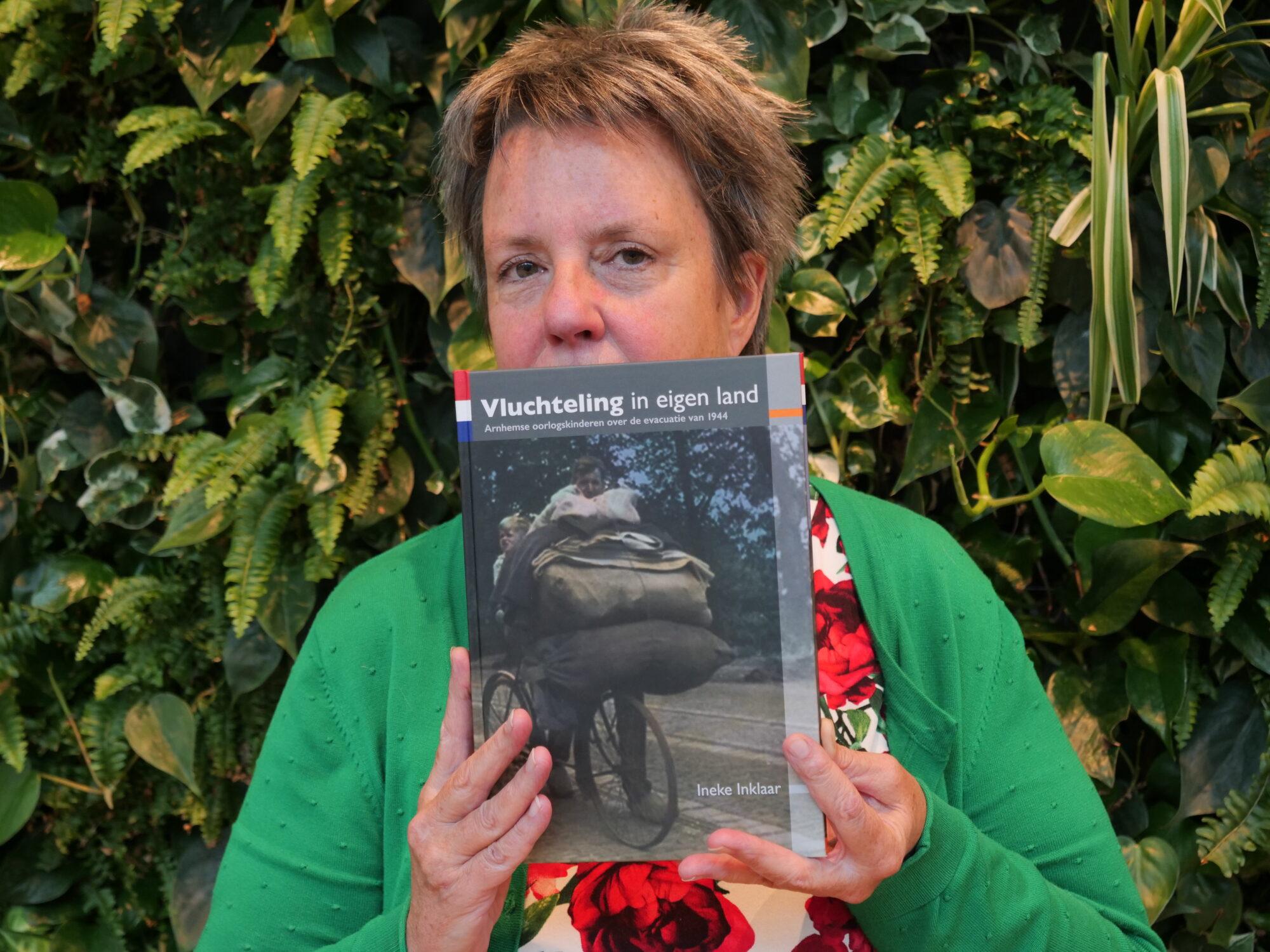 Intrigerend boek over opvang Arnhemse oorlogskinderen in Apeldoorn
