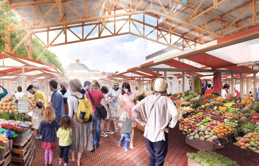 Nieuw Marktplein, de gemeenteraad vraagt uw mening