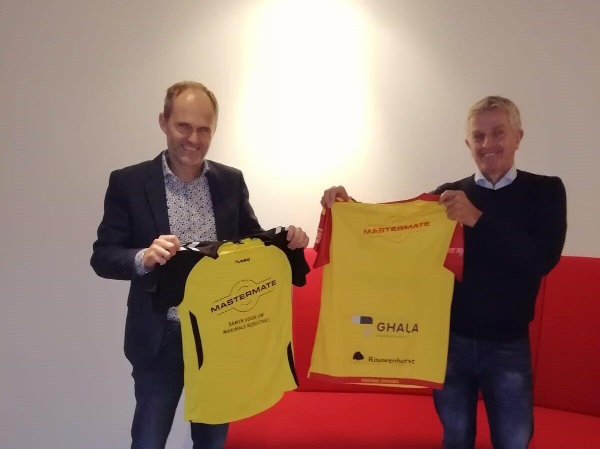 Mastermate is (nieuwe) hoofdsponsor van SV Dynamo Dames 1