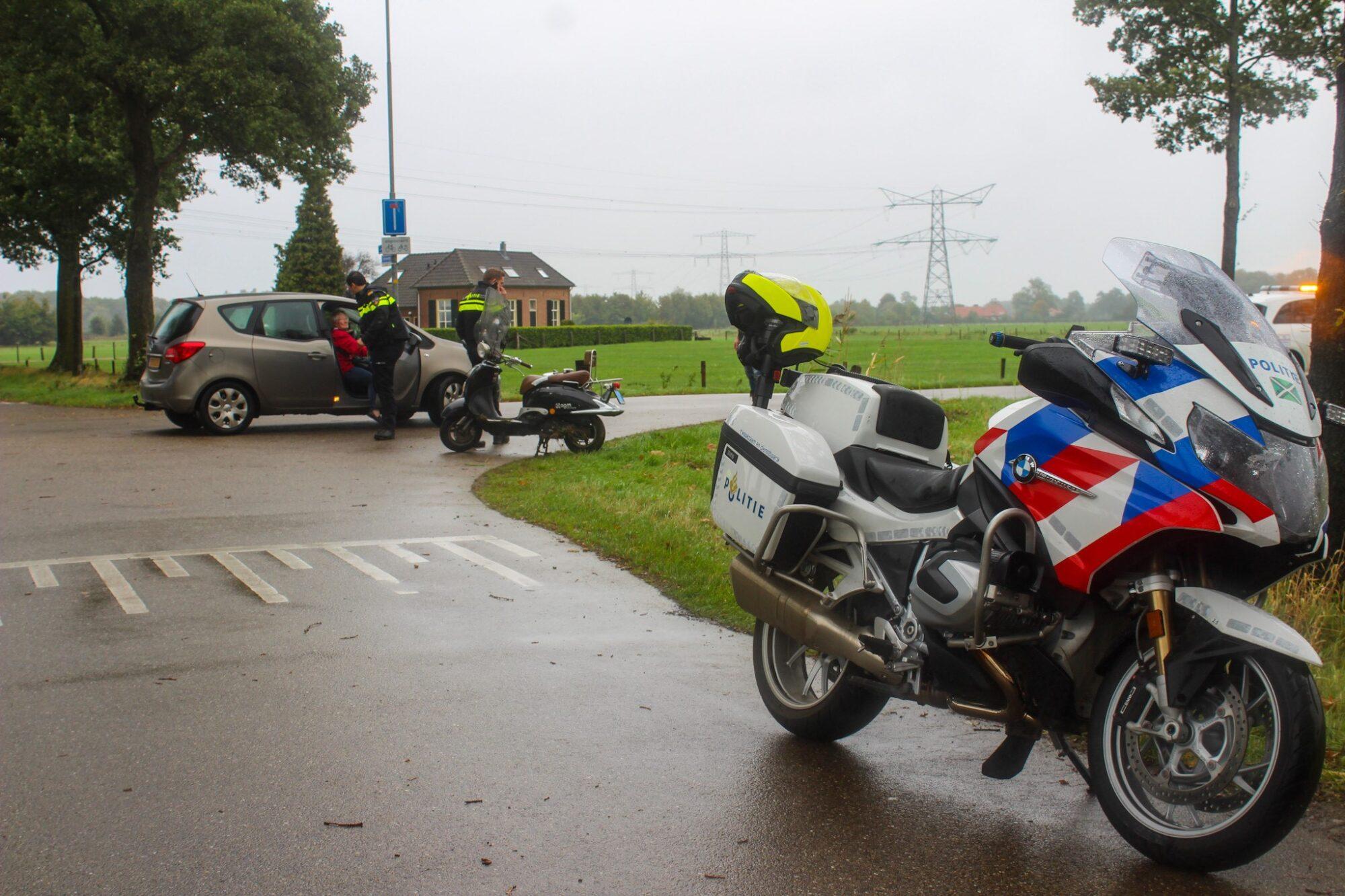 Meisje zwaargewond bij ongeval in Zutphen