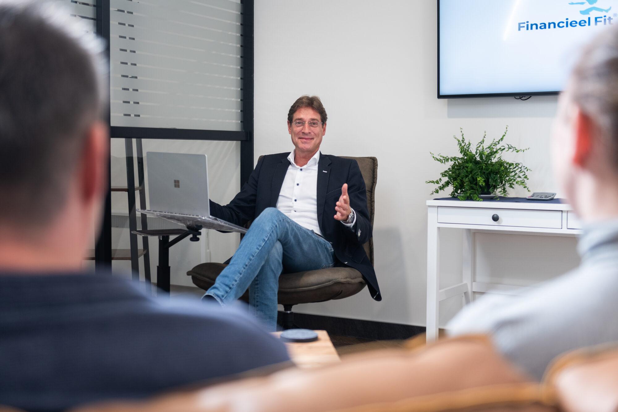 Nieuw financieel advieskantoor aan Asselsestraat