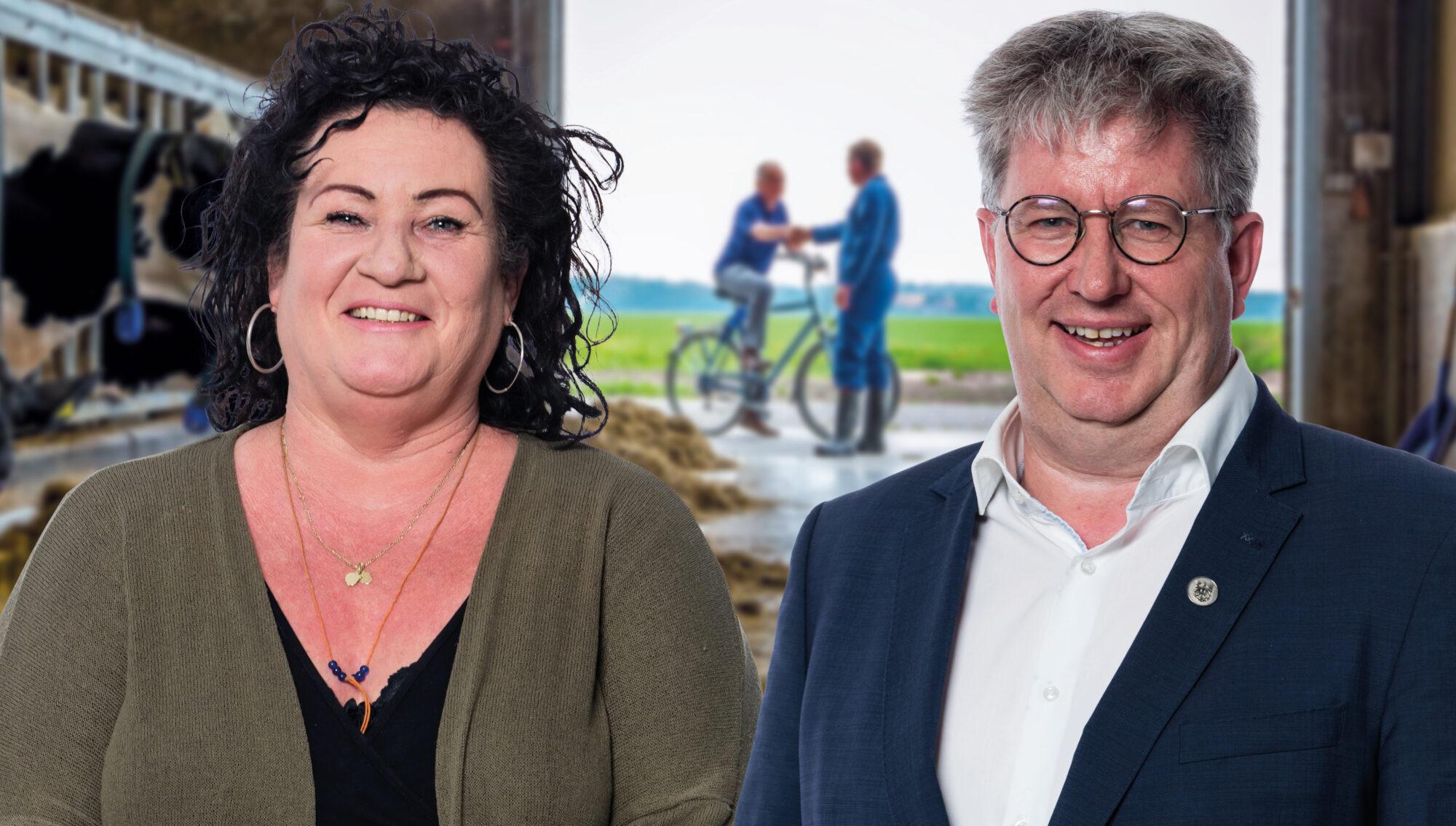 Caroline van der Plas: 'Oog voor vitaal platteland'