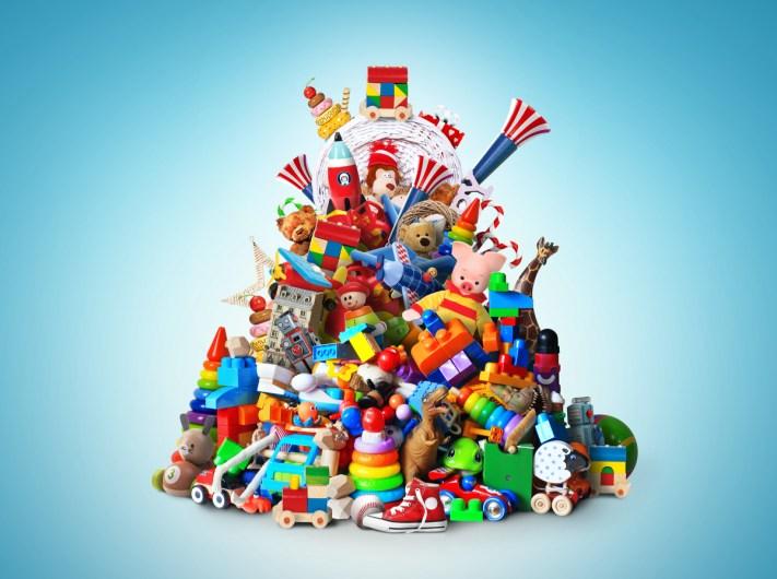 Speelgoedactie rond Sinterklaas
