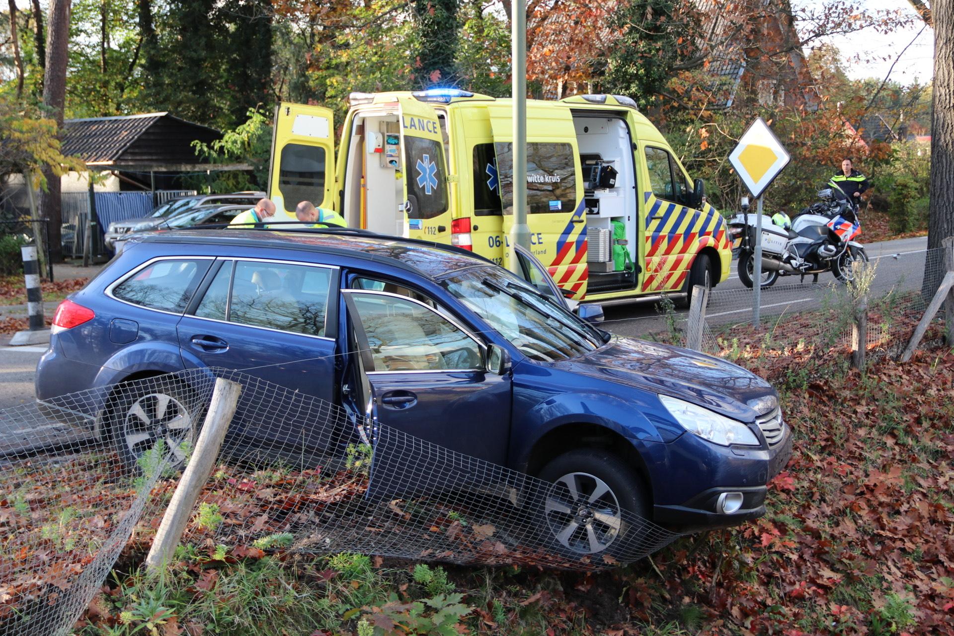 Twee gewonden bij ongeval in Hall.