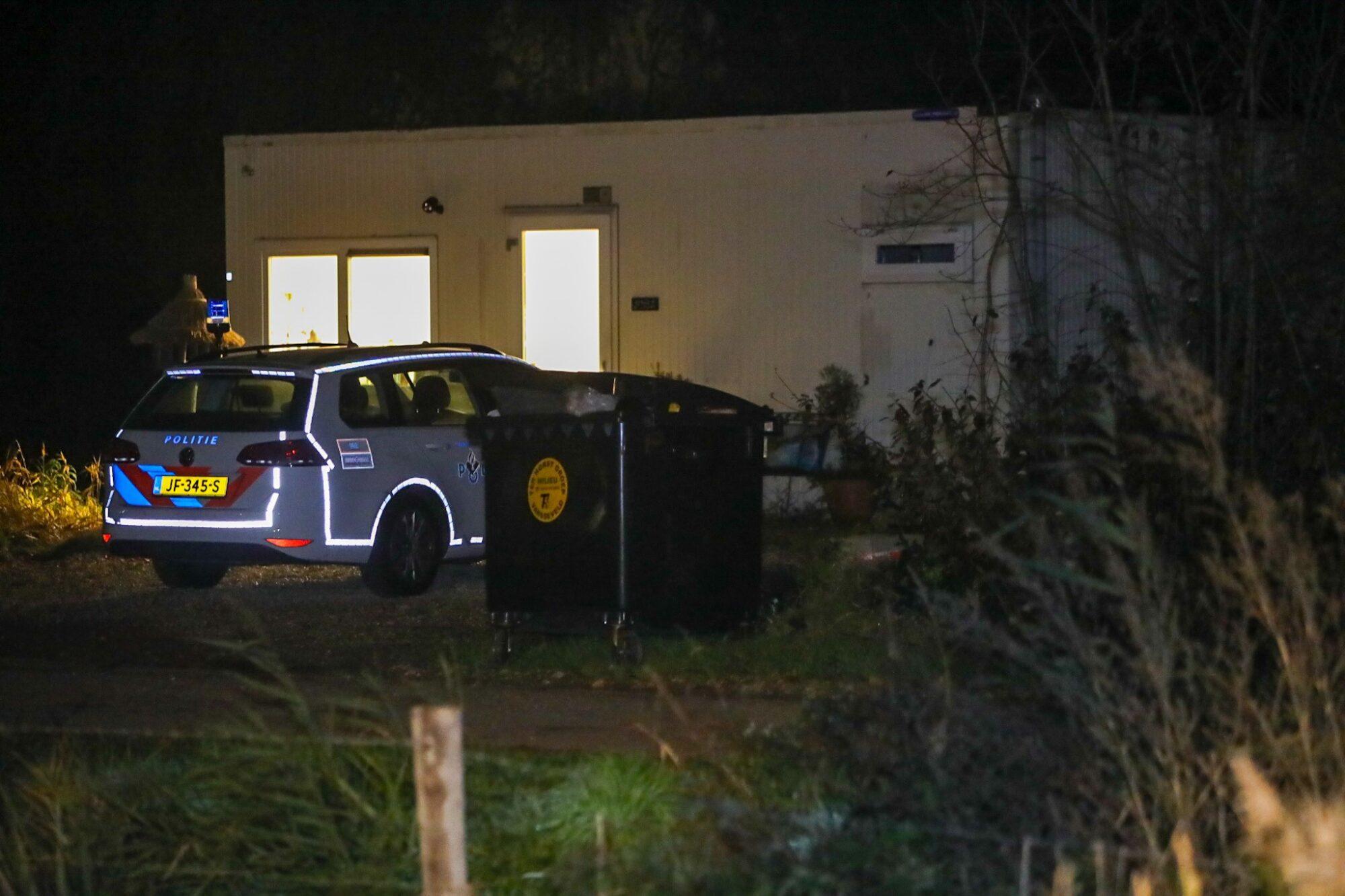 Politie 3e keer gealarmeerd voor een 'schietpartij' Hooiland Klarenbeek