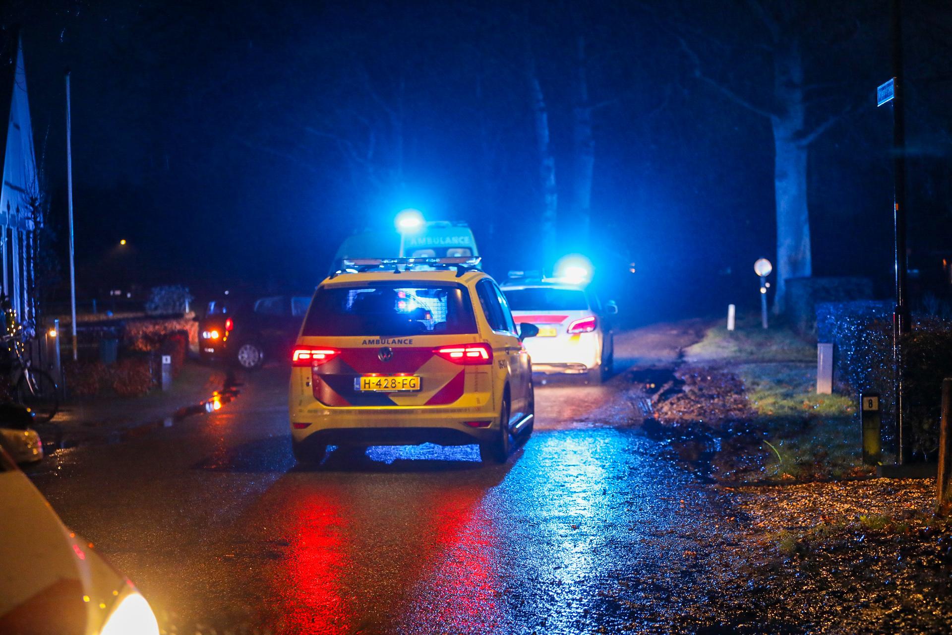Ernstig incident bij manege in Loenen; traumahelikopter opgeroepen